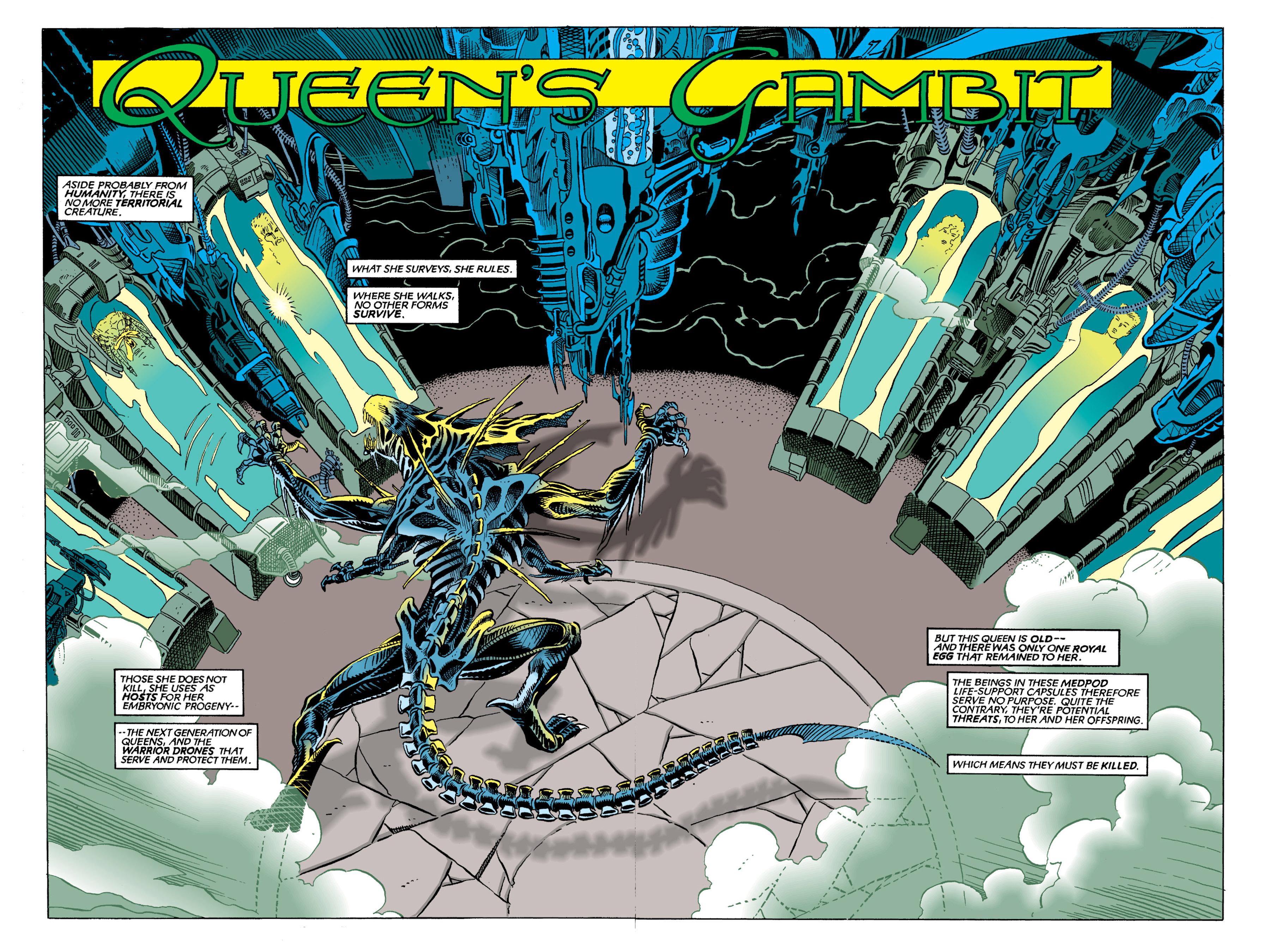 Read online Aliens vs. Predator Omnibus comic -  Issue # _TPB 2 Part 3 - 11