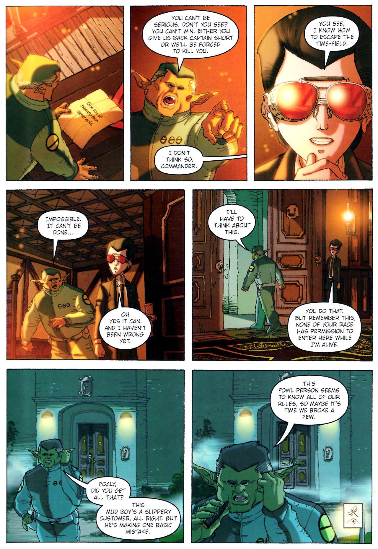 Read online Artemis Fowl: The Graphic Novel comic -  Issue #Artemis Fowl: The Graphic Novel Full - 66