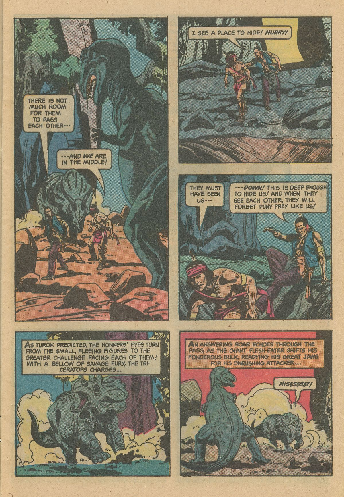 Read online Turok, Son of Stone comic -  Issue #128 - 5
