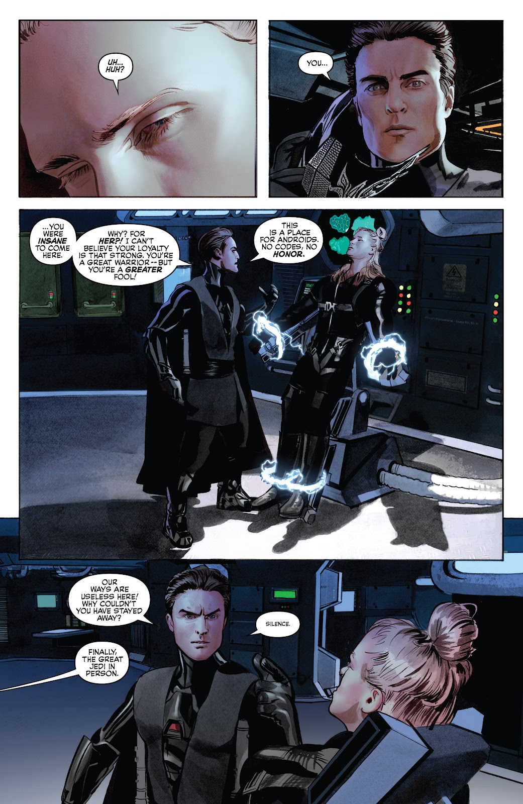 Read online Star Wars Legends: Infinities - Epic Collection comic -  Issue # TPB (Part 5) - 70