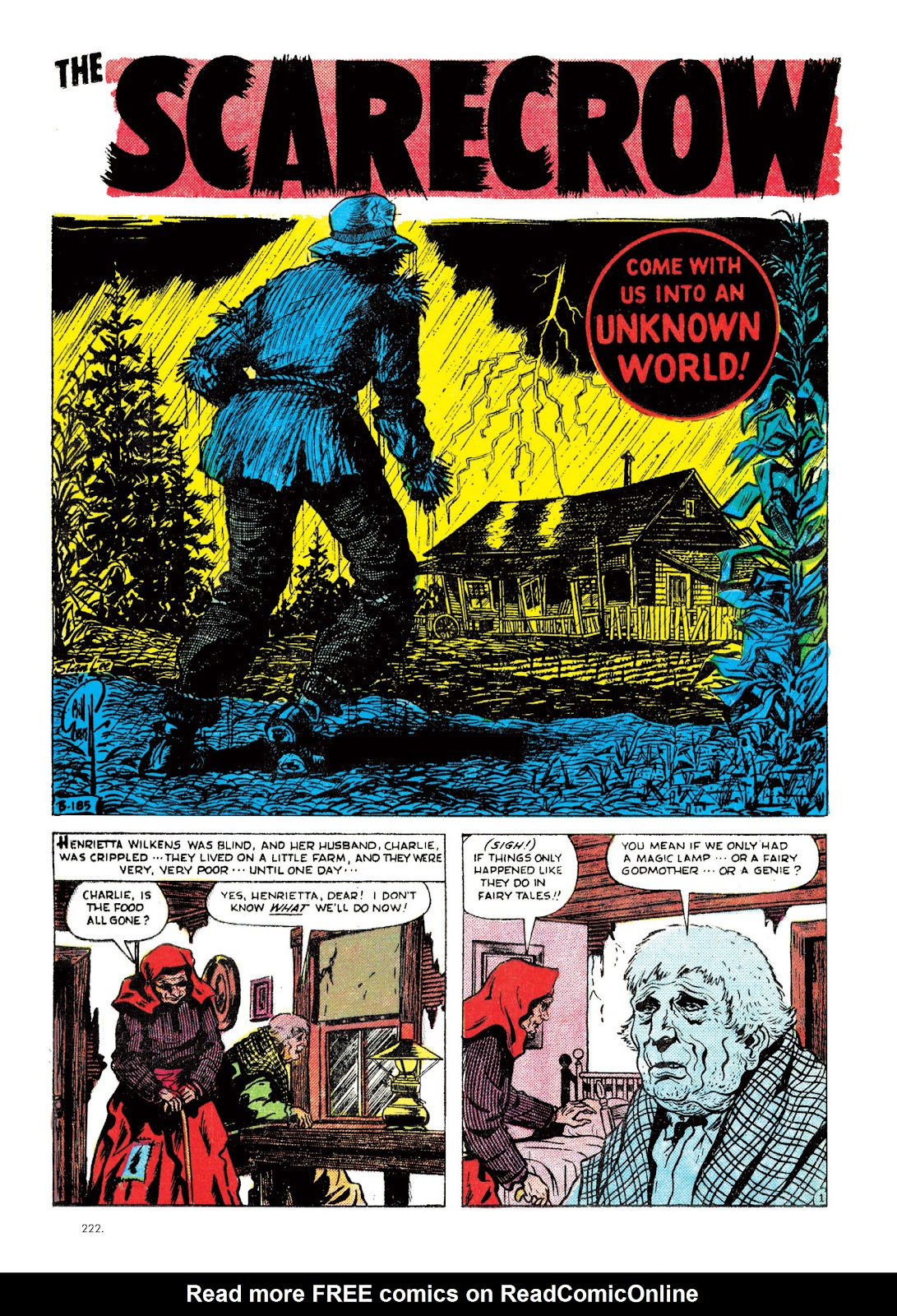 Read online The Bill Everett Archives comic -  Issue # TPB 2 (Part 3) - 20