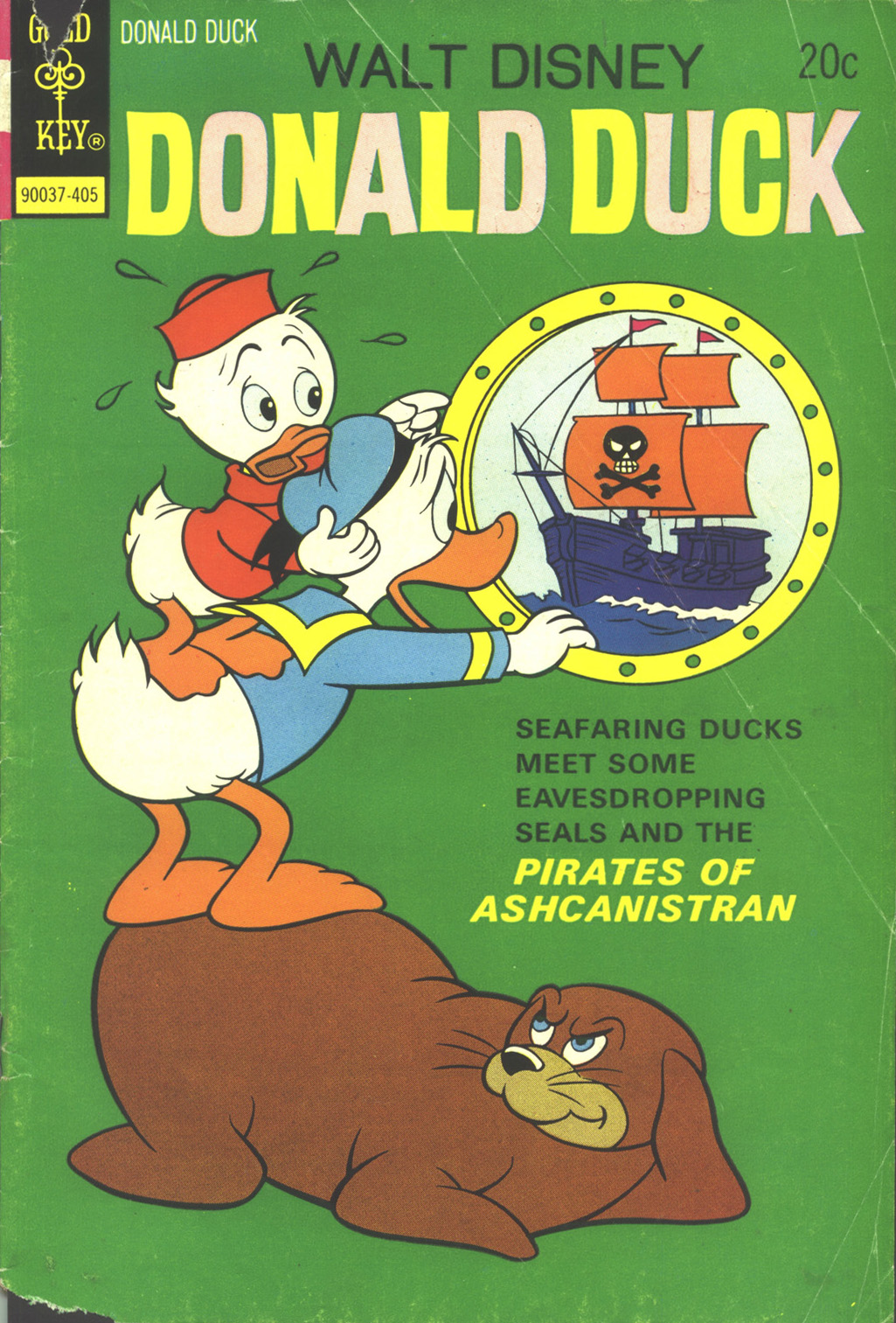 Donald Duck (1962) 156 Page 1