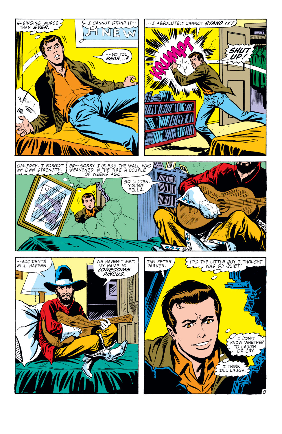 The Amazing Spider-Man (1963) 217 Page 8