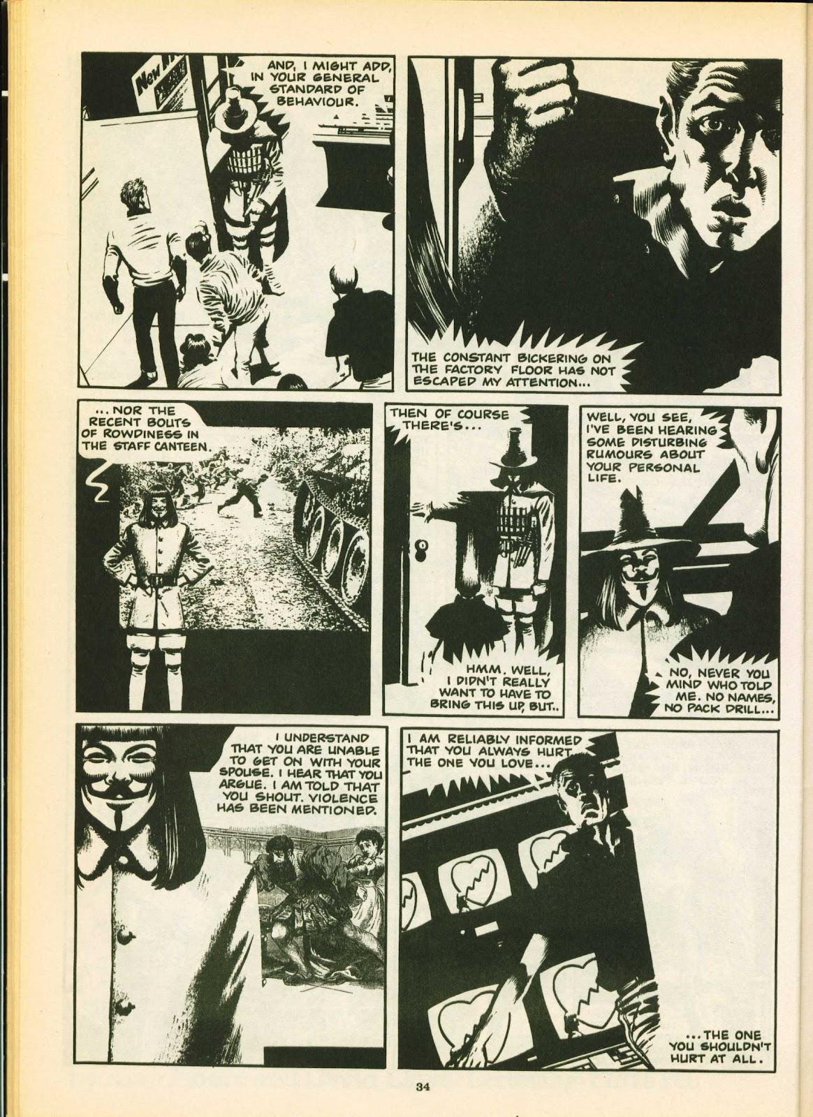 Warrior Issue #16 #17 - English 34