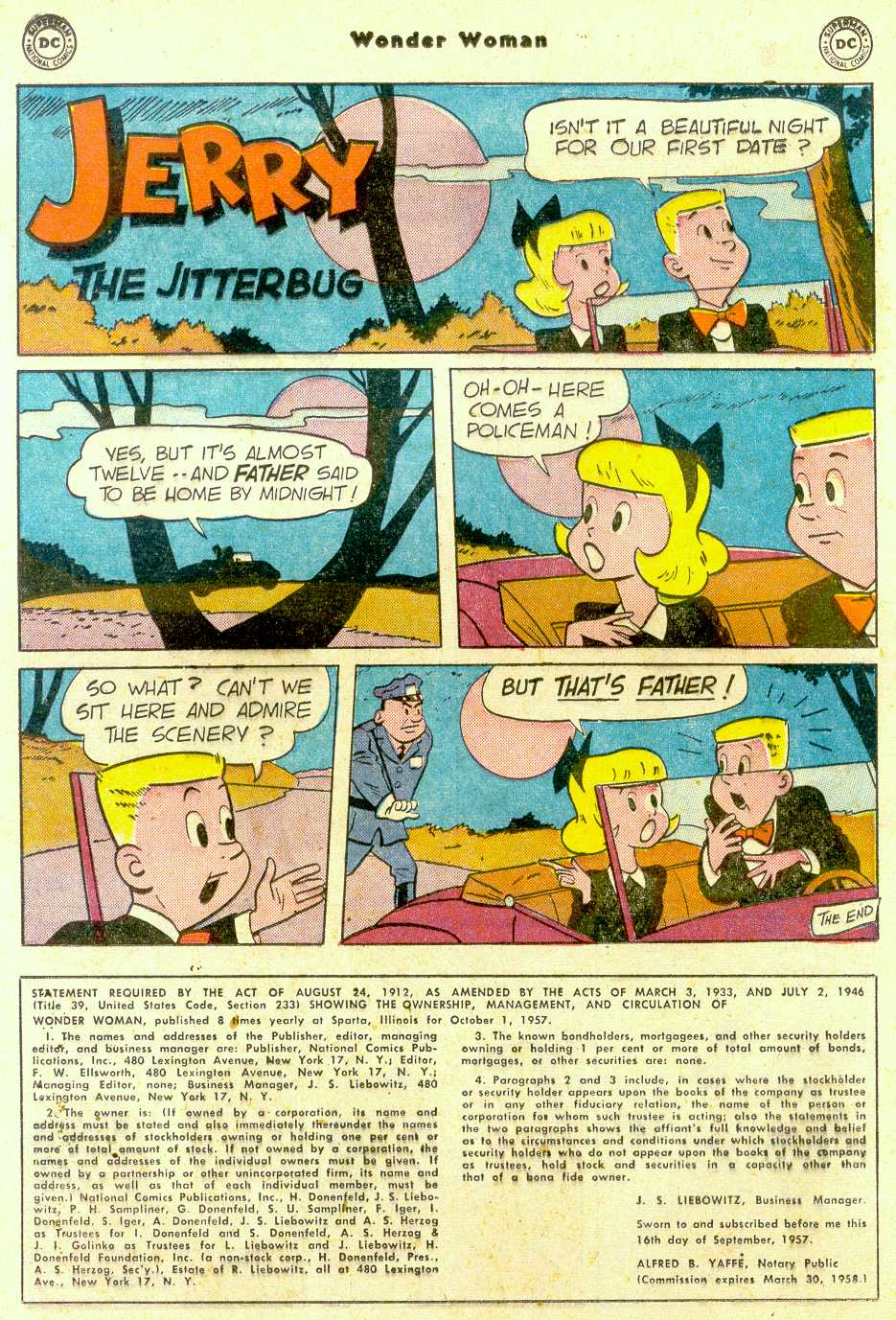 Read online Wonder Woman (1942) comic -  Issue #96 - 13