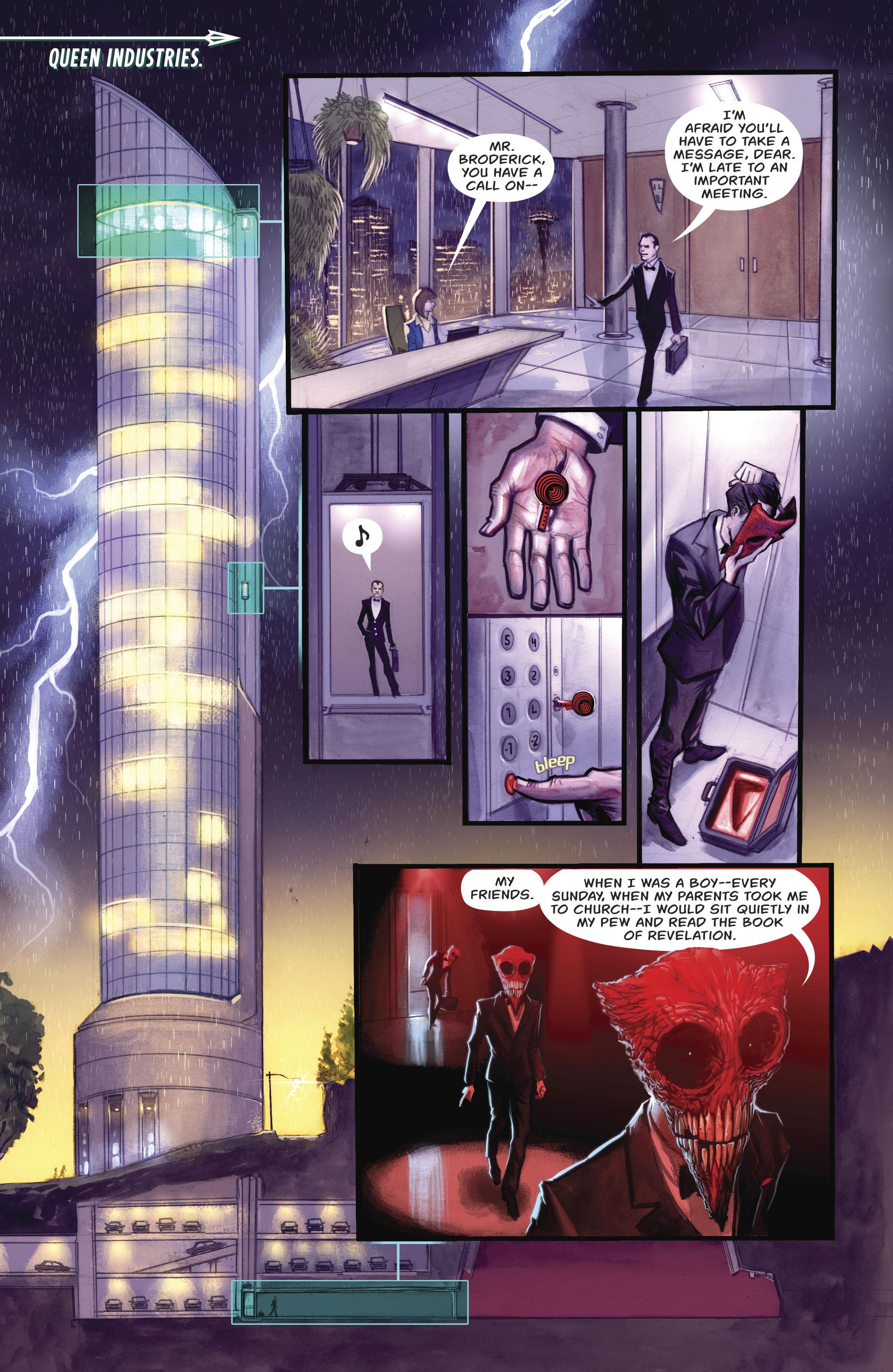 Read online Green Arrow (2016) comic -  Issue #21 - 13