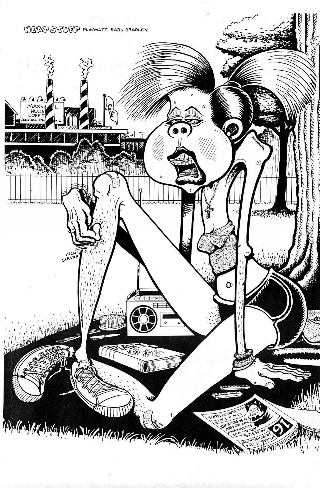 Read online Neat Stuff comic -  Issue #4 - 18