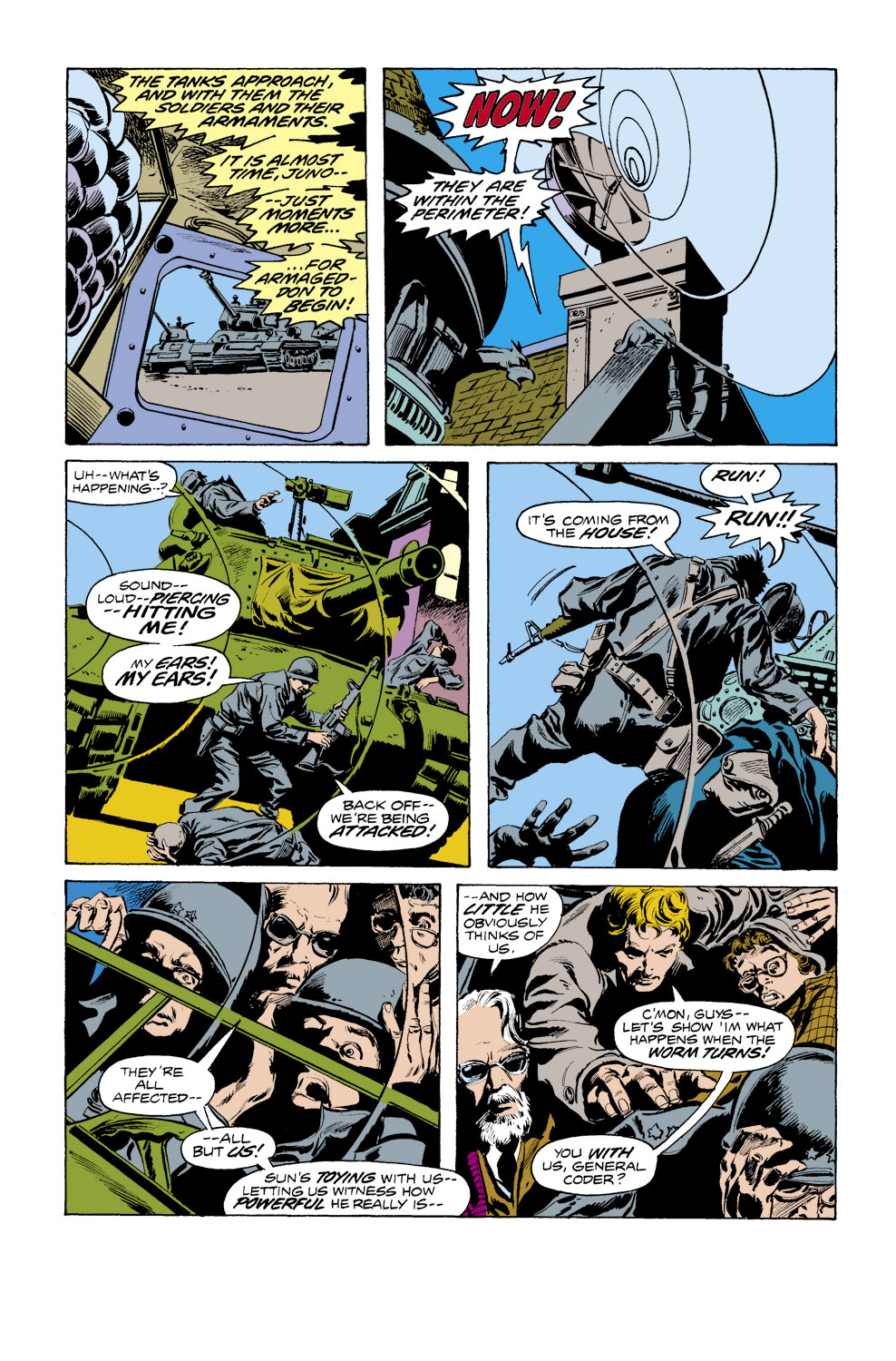 Tomb of Dracula (1972) issue 40 - Page 10