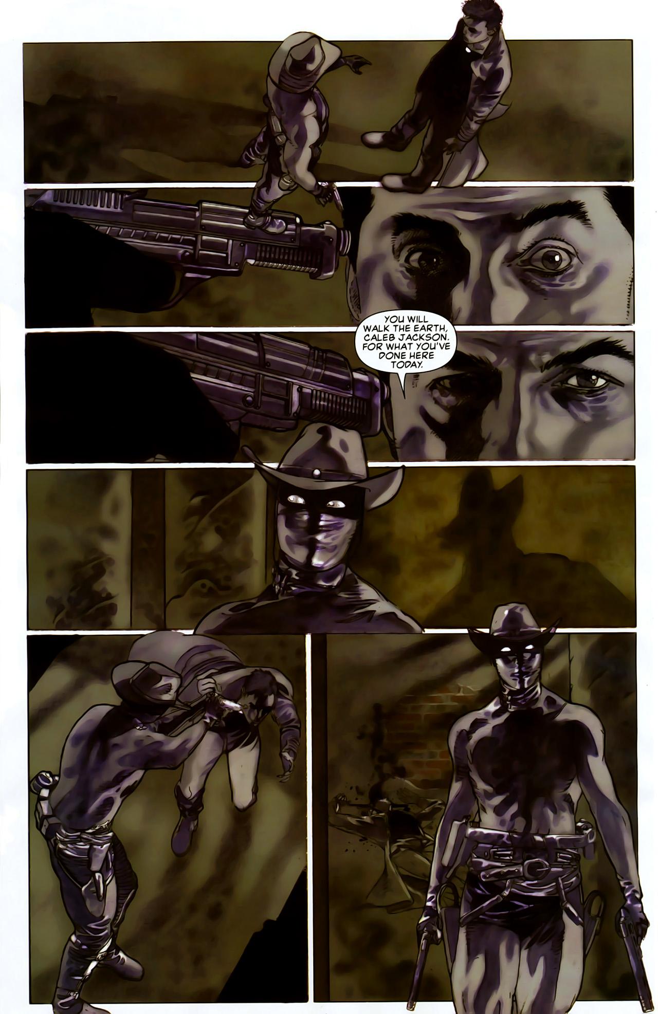Read online Astonishing Tales (2009) comic -  Issue #5 - 25