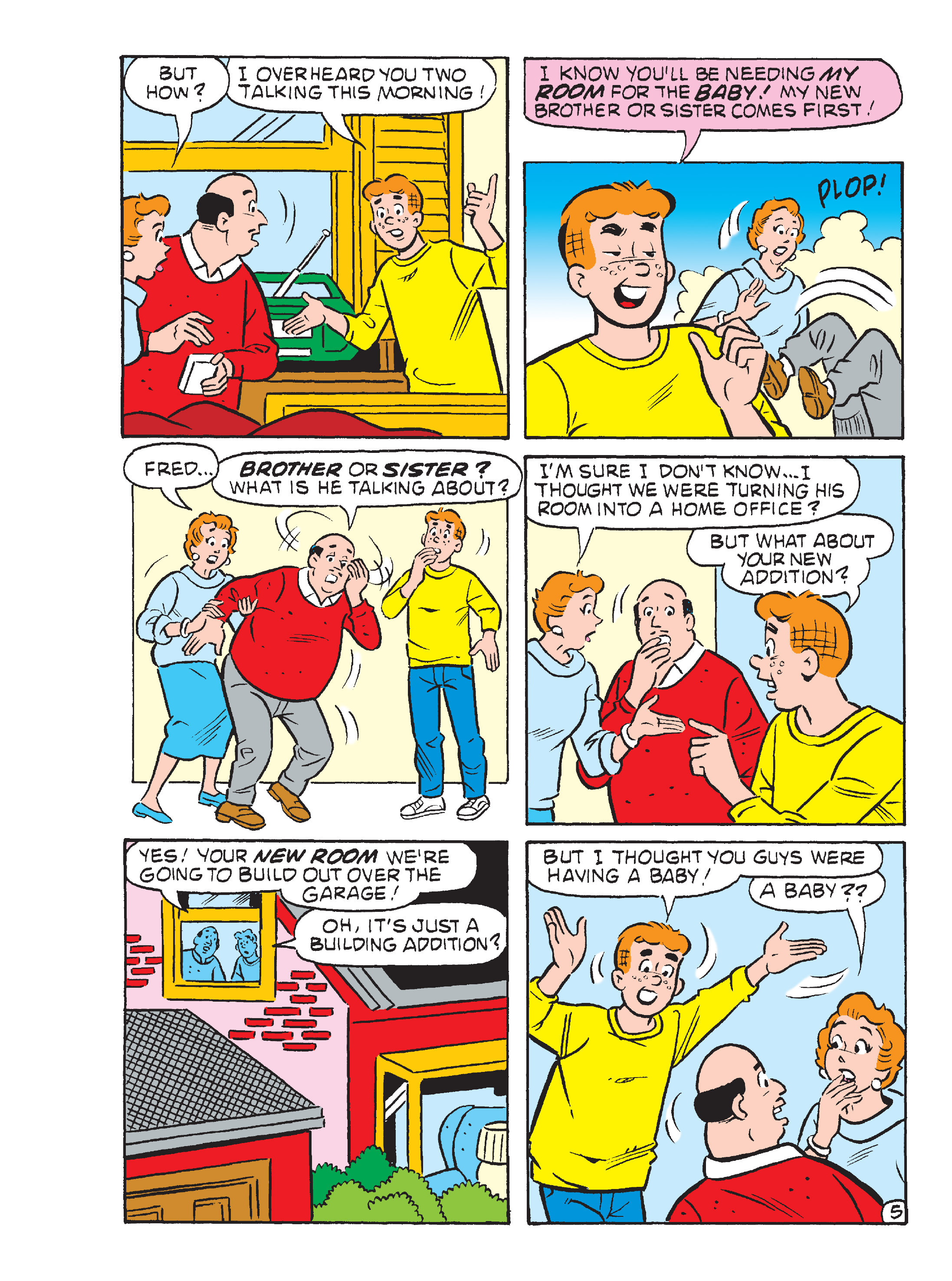 Read online World of Archie Double Digest comic -  Issue #55 - 114