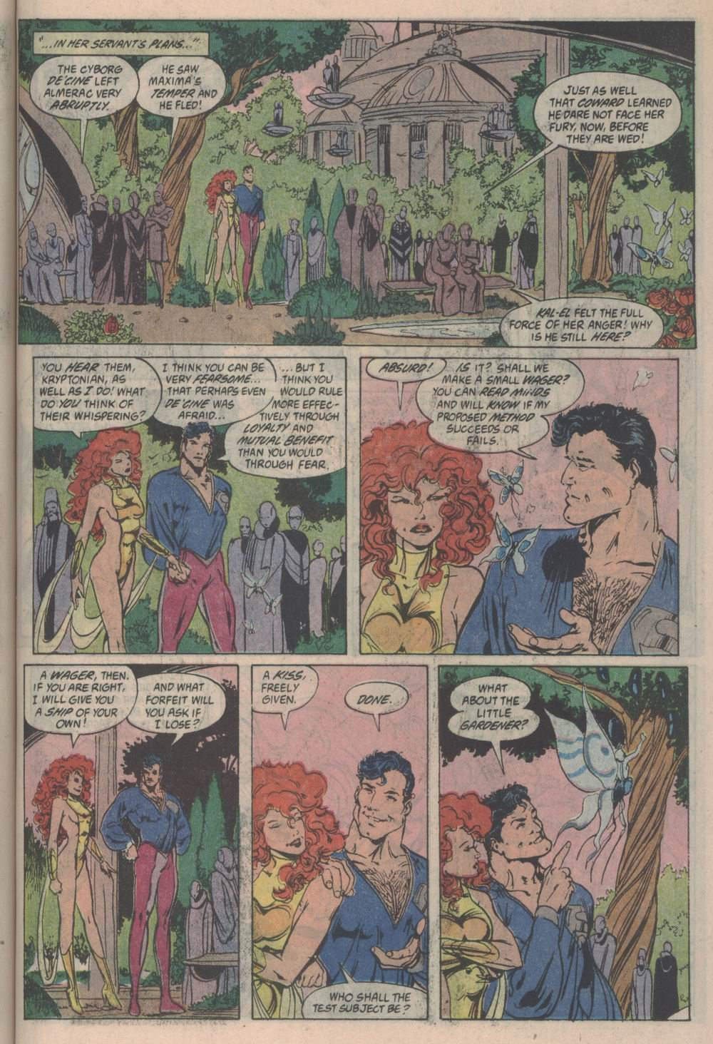Adventures of Superman (1987) issue _Annual_3 - Page 39