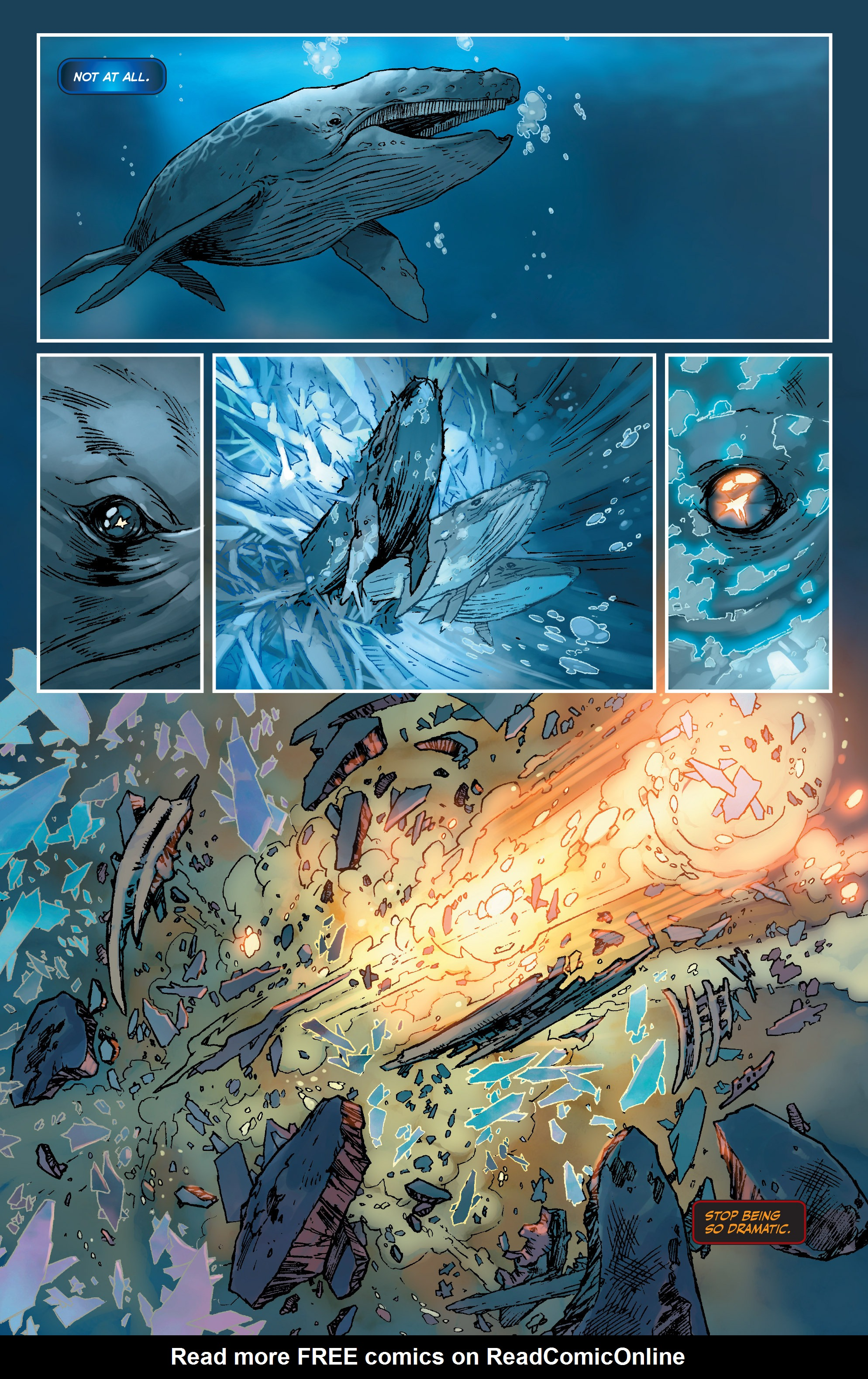 Read online Aspen Universe: Decimation comic -  Issue # Full - 8