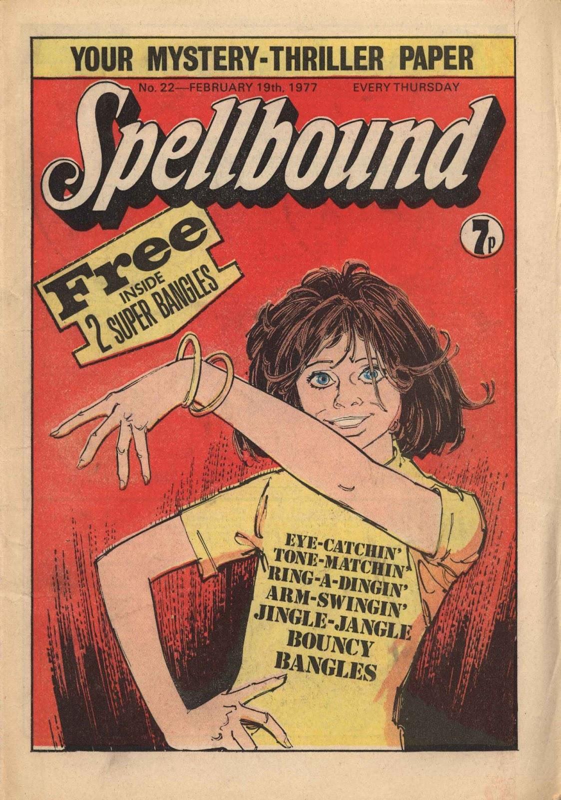 Spellbound (1988) issue 22 - Page 1