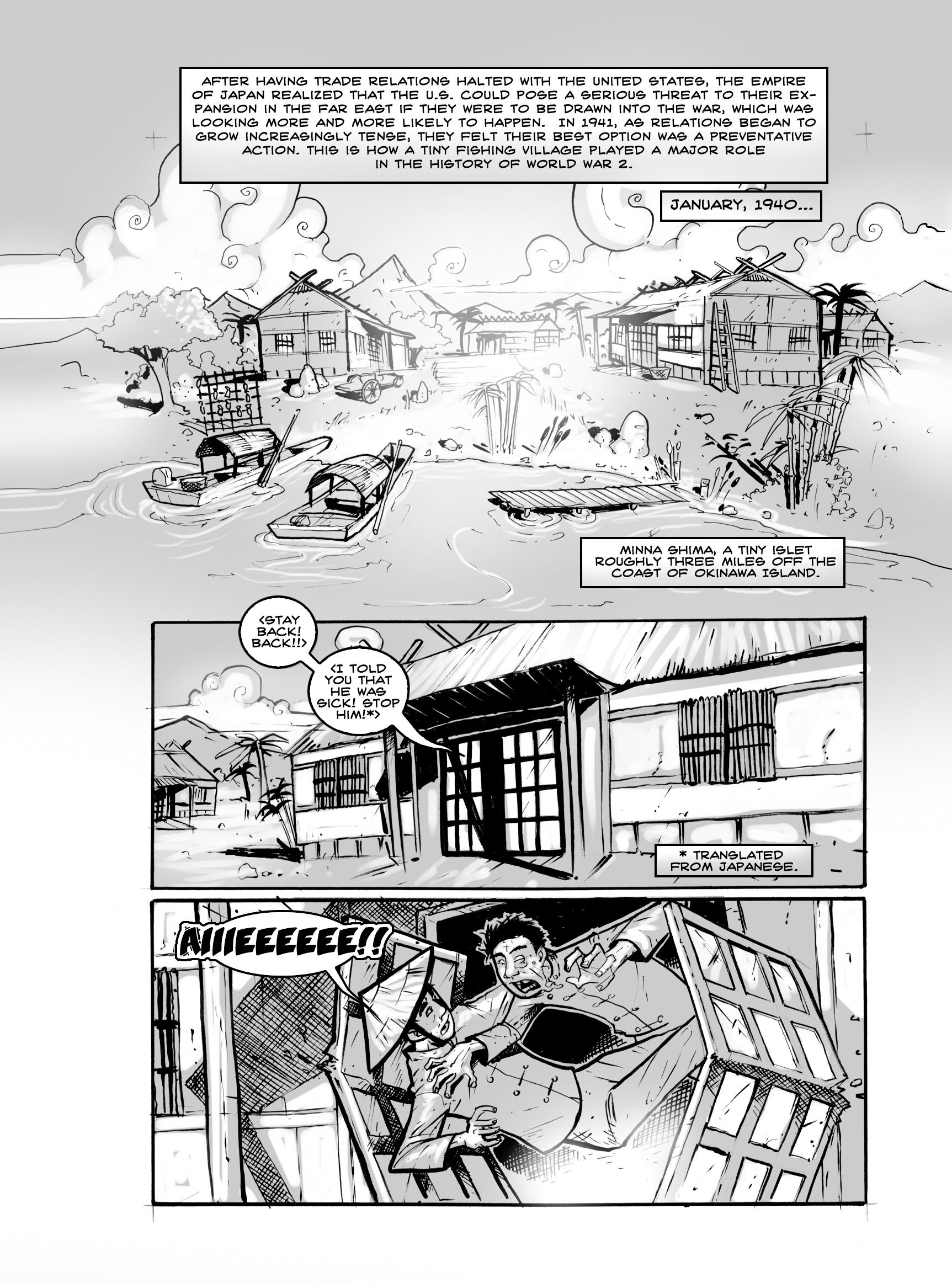 Read online FUBAR comic -  Issue #2 - 231