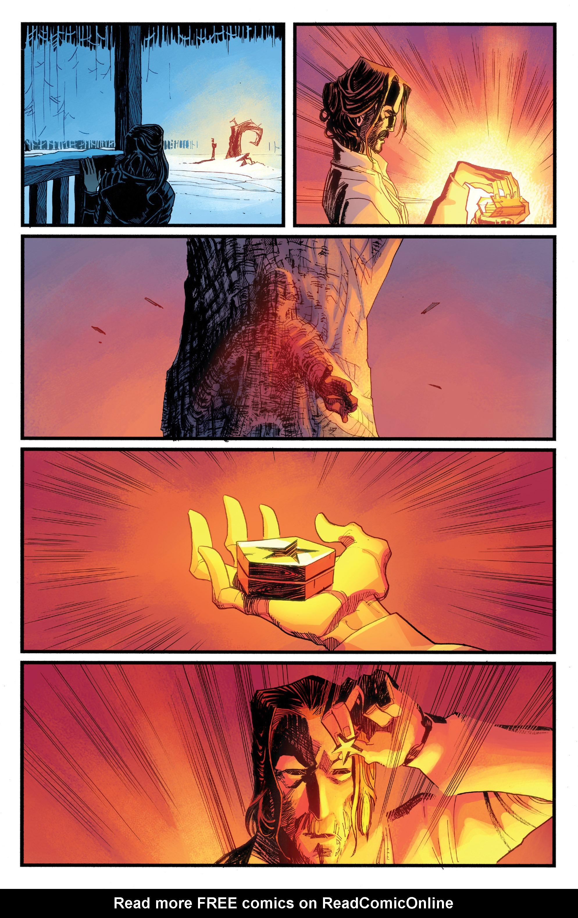 Read online Sleepy Hollow (2014) comic -  Issue #2 - 16