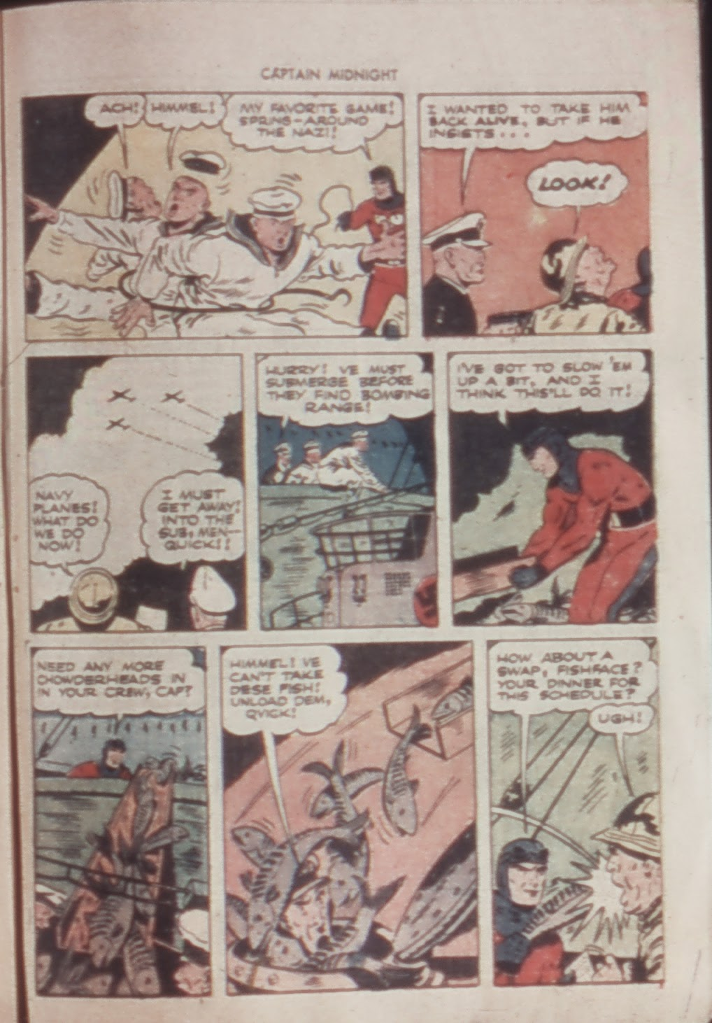 Captain Midnight (1942) issue 21 - Page 21