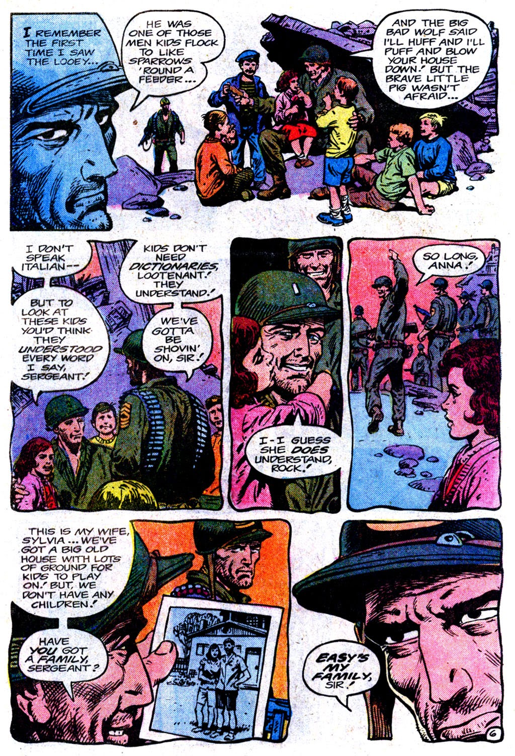 Sgt. Rock issue 361 - Page 6