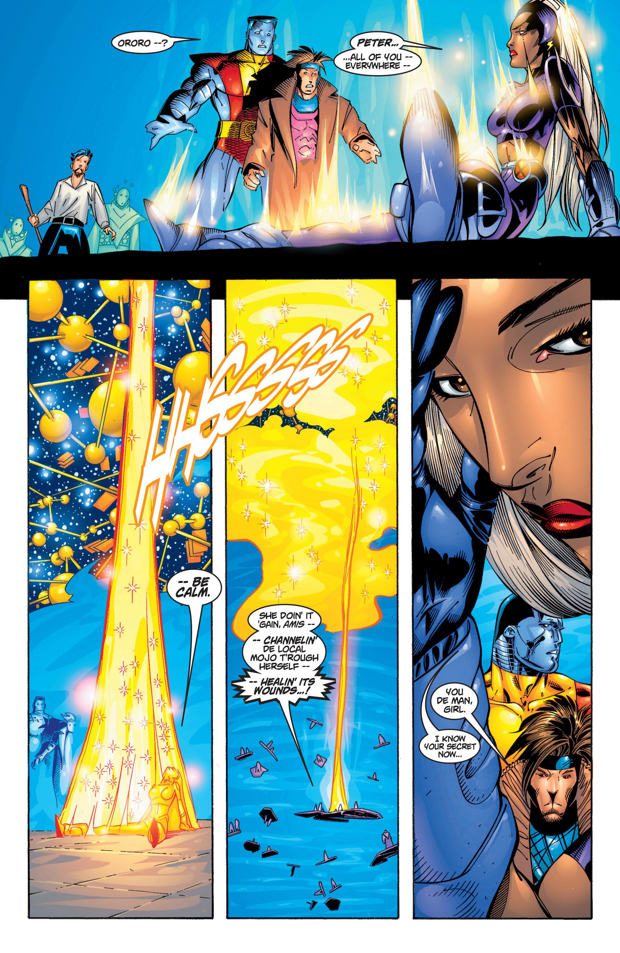 Read online Uncanny X-Men (1963) comic -  Issue #369 - 17