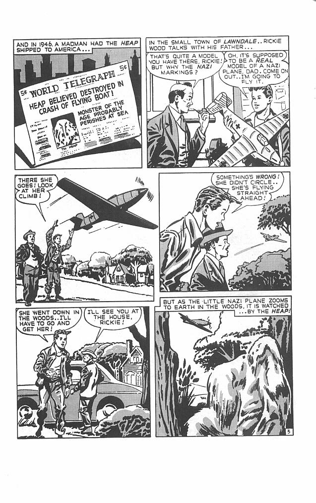 Read online Golden-Age Men of Mystery comic -  Issue #7 - 26