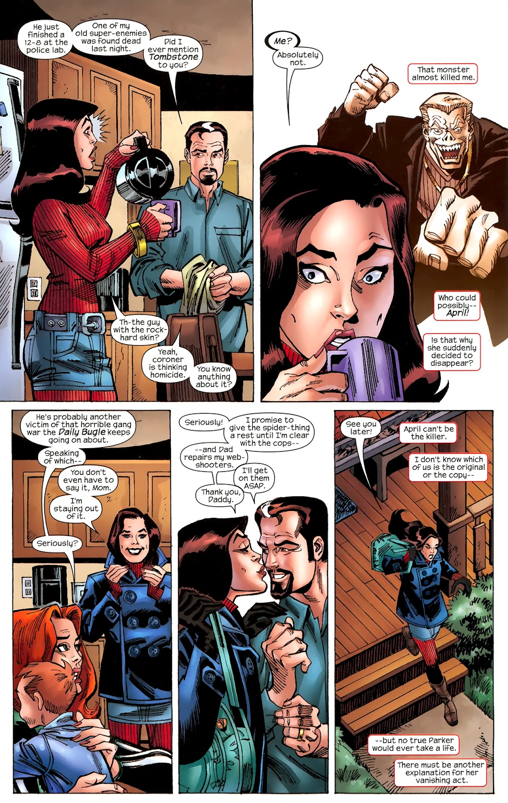 Web of Spider-Man (2009) Issue #2 #2 - English 20