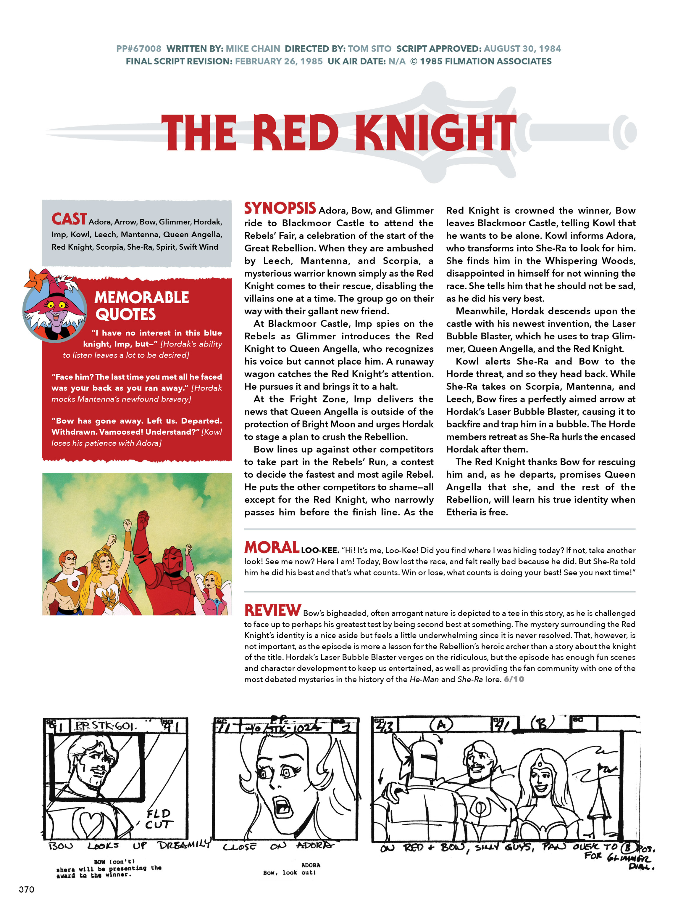 Read online He-Man and She-Ra: A Complete Guide to the Classic Animated Adventures comic -  Issue # TPB (Part 2) - 171