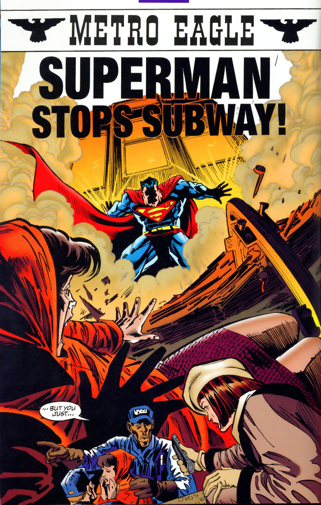 Read online Adventures of Superman (1987) comic -  Issue #Adventures of Superman (1987) _Annual 7 - 9