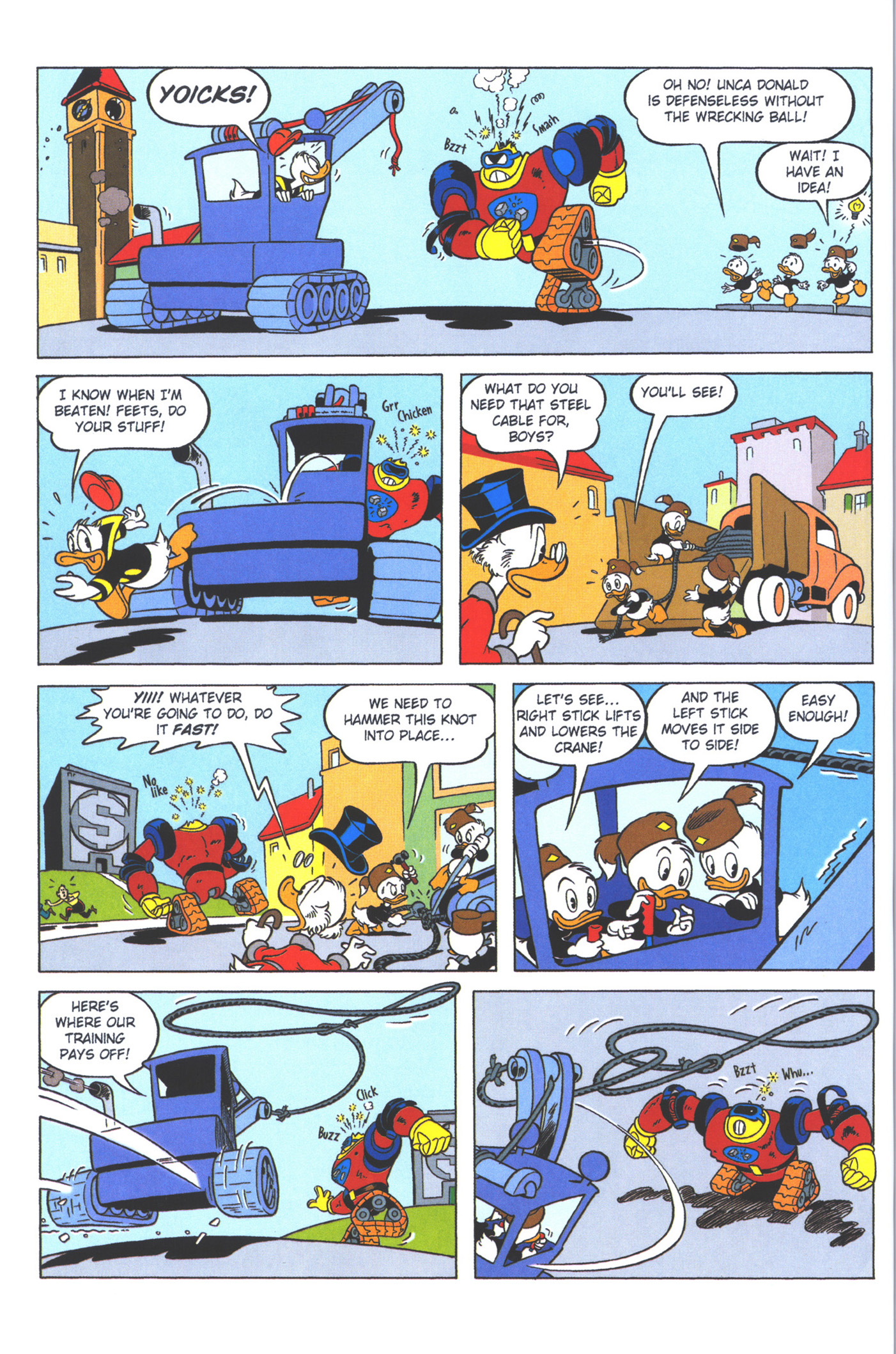 Read online Uncle Scrooge (1953) comic -  Issue #379 - 46