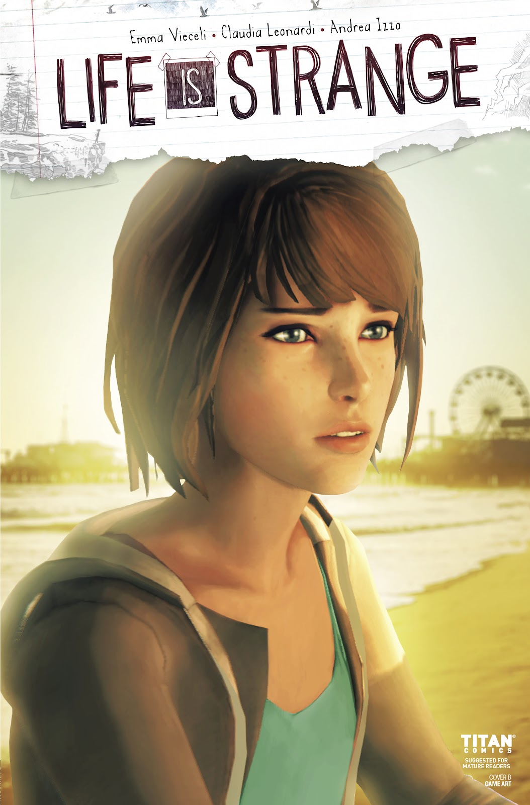 Read online Life is Strange comic -  Issue #7 - 2