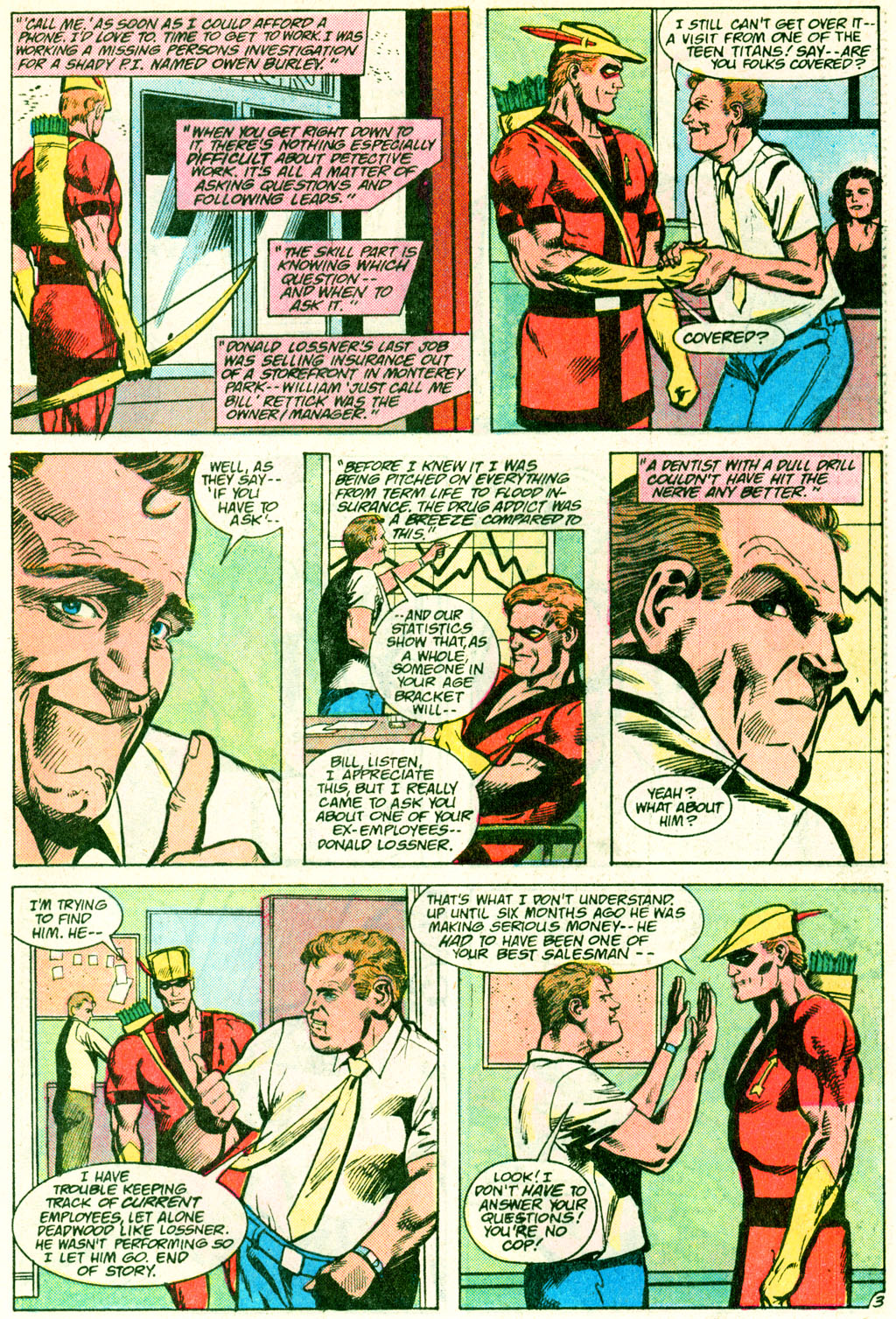 Read online Action Comics (1938) comic -  Issue #637 - 4