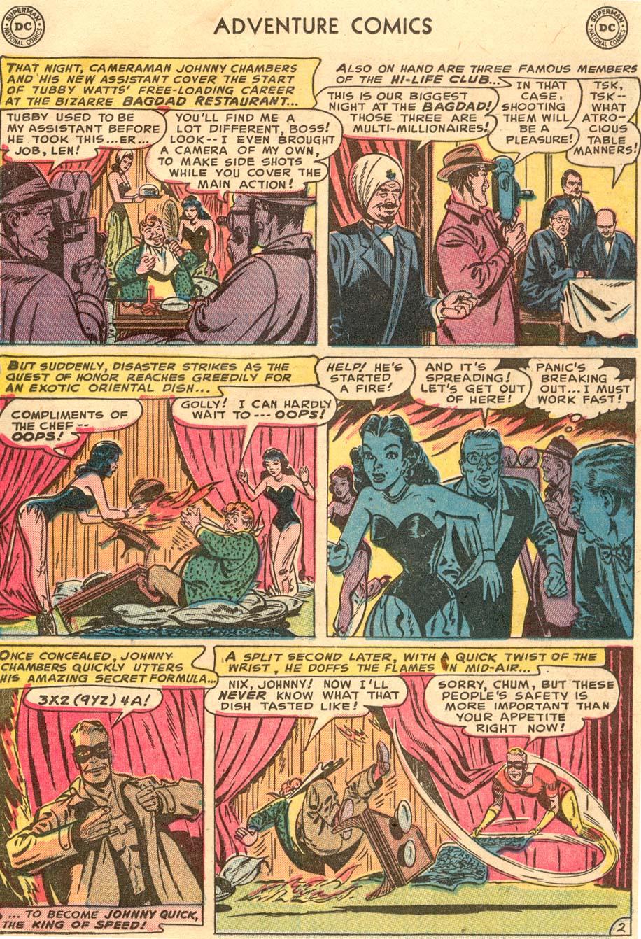 Read online Adventure Comics (1938) comic -  Issue #186 - 26