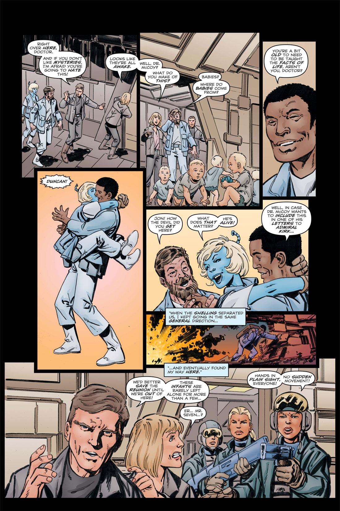 Read online Star Trek: Leonard McCoy, Frontier Doctor comic -  Issue #3 - 17