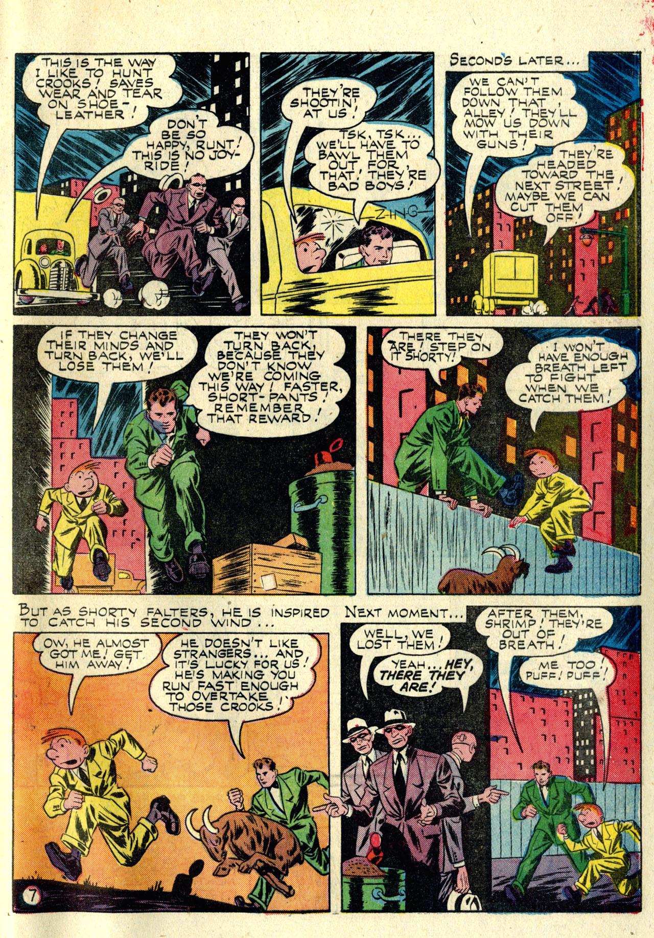 Read online Detective Comics (1937) comic -  Issue #76 - 57