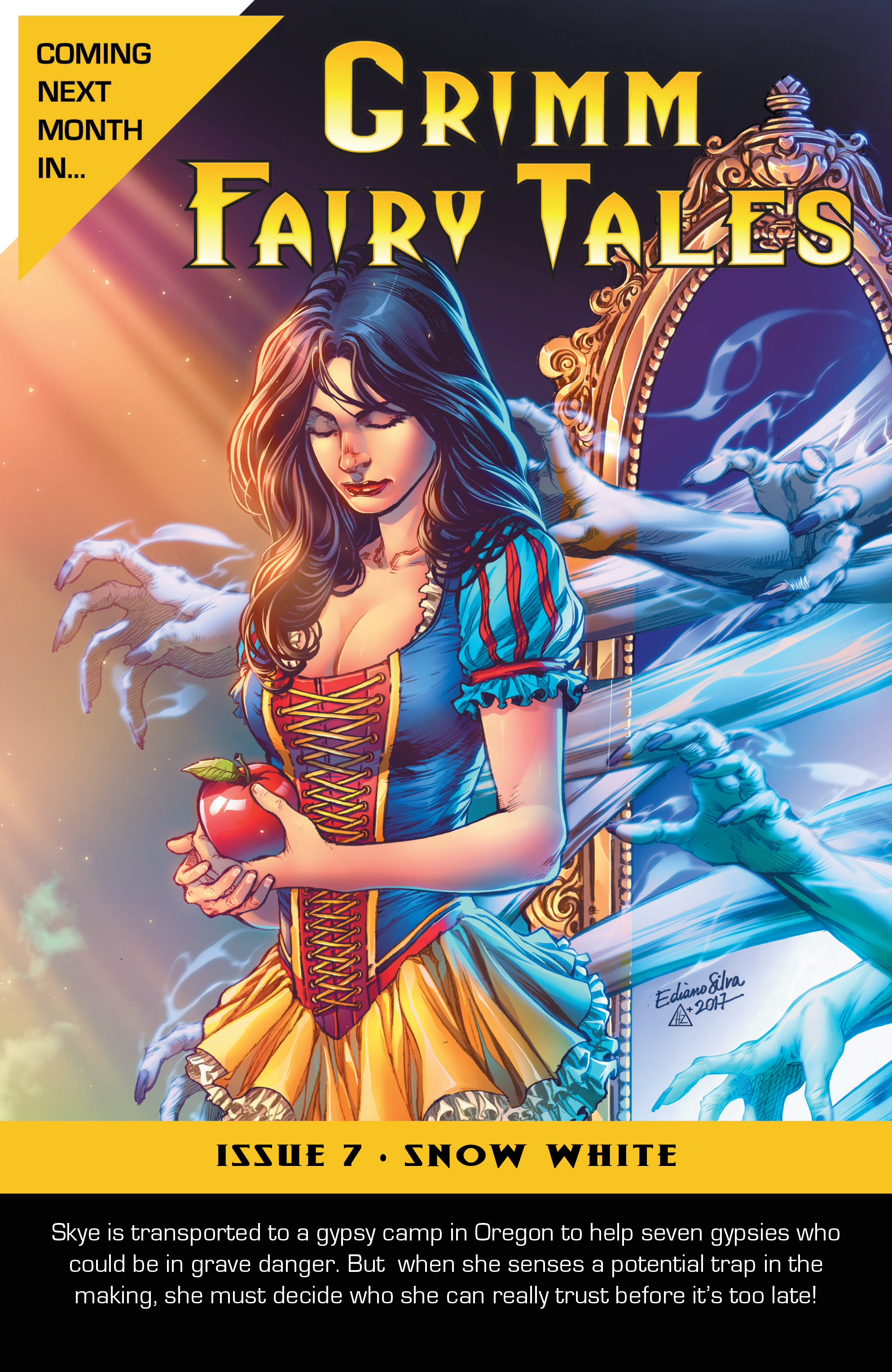 Read online Grimm Fairy Tales (2016) comic -  Issue #6 - 26