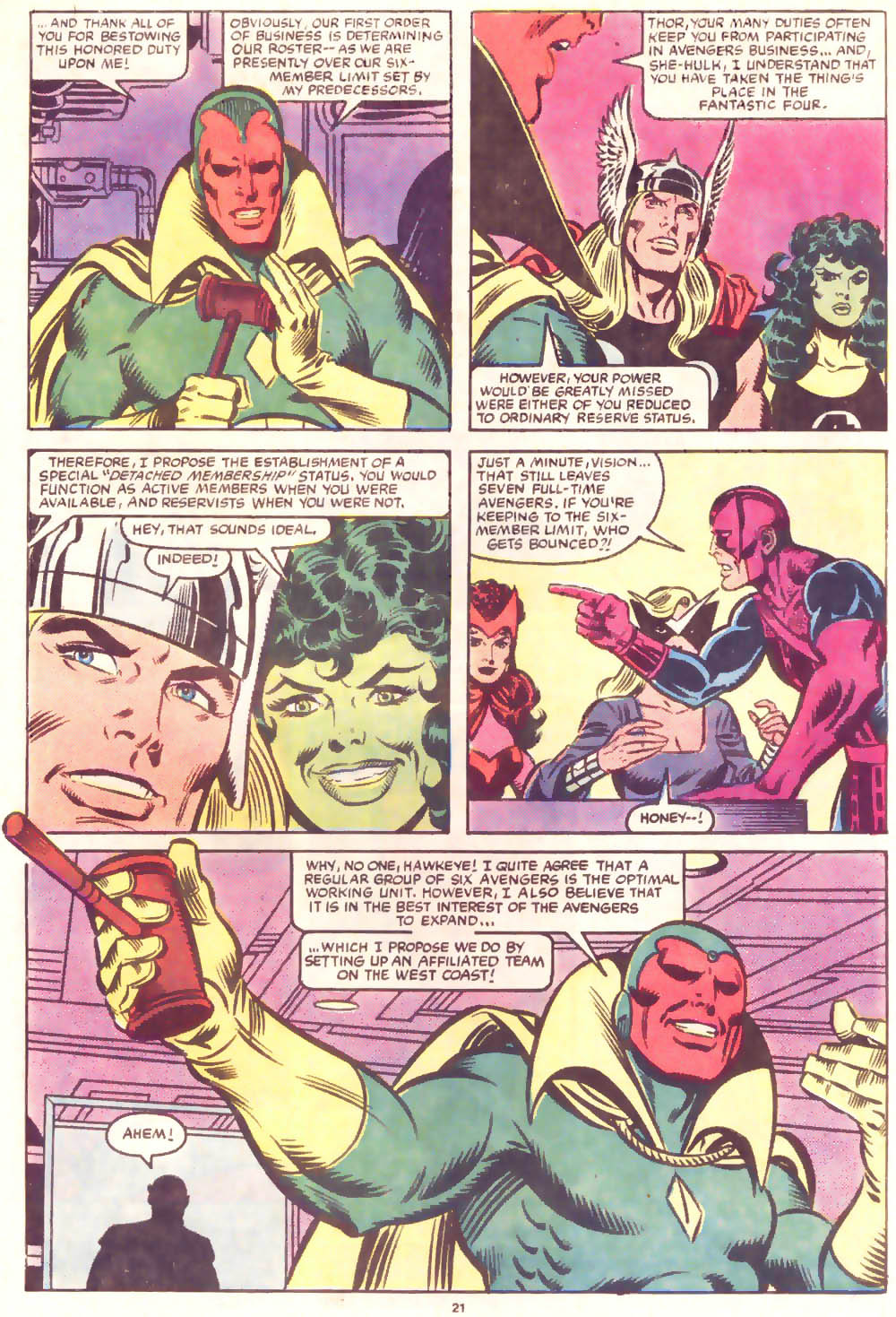 The Avengers (1963) 243 Page 21