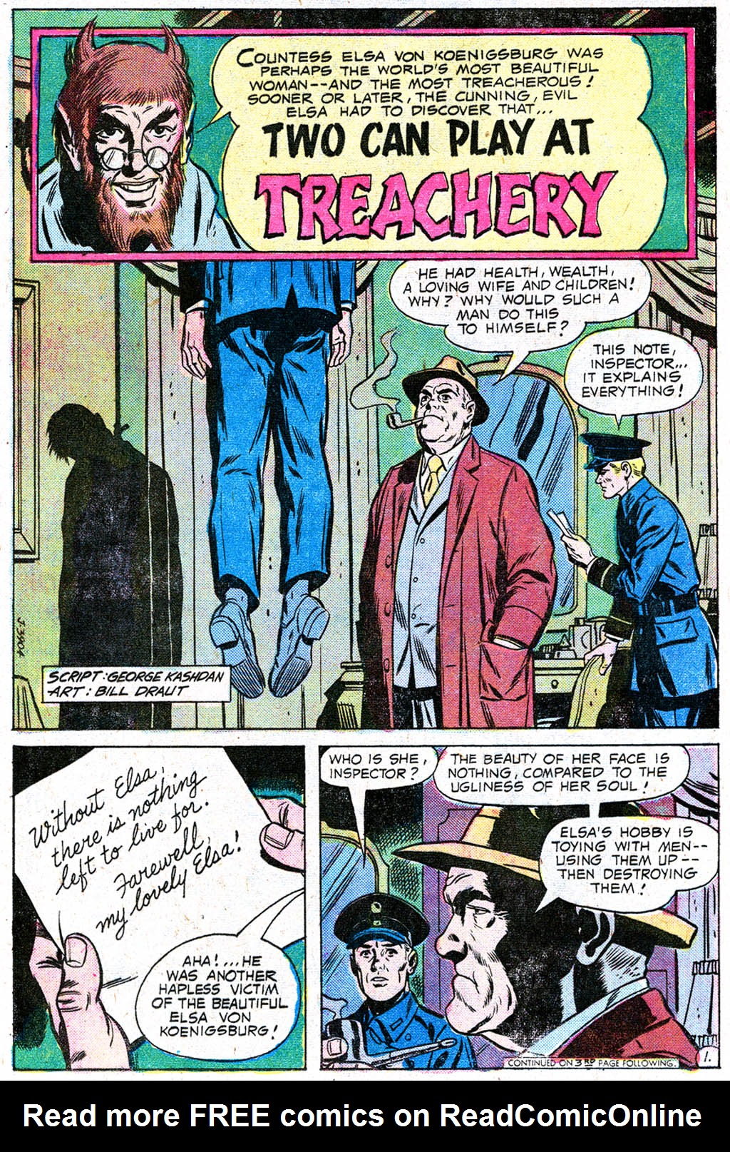 Read online Secrets of Haunted House comic -  Issue #2 - 12