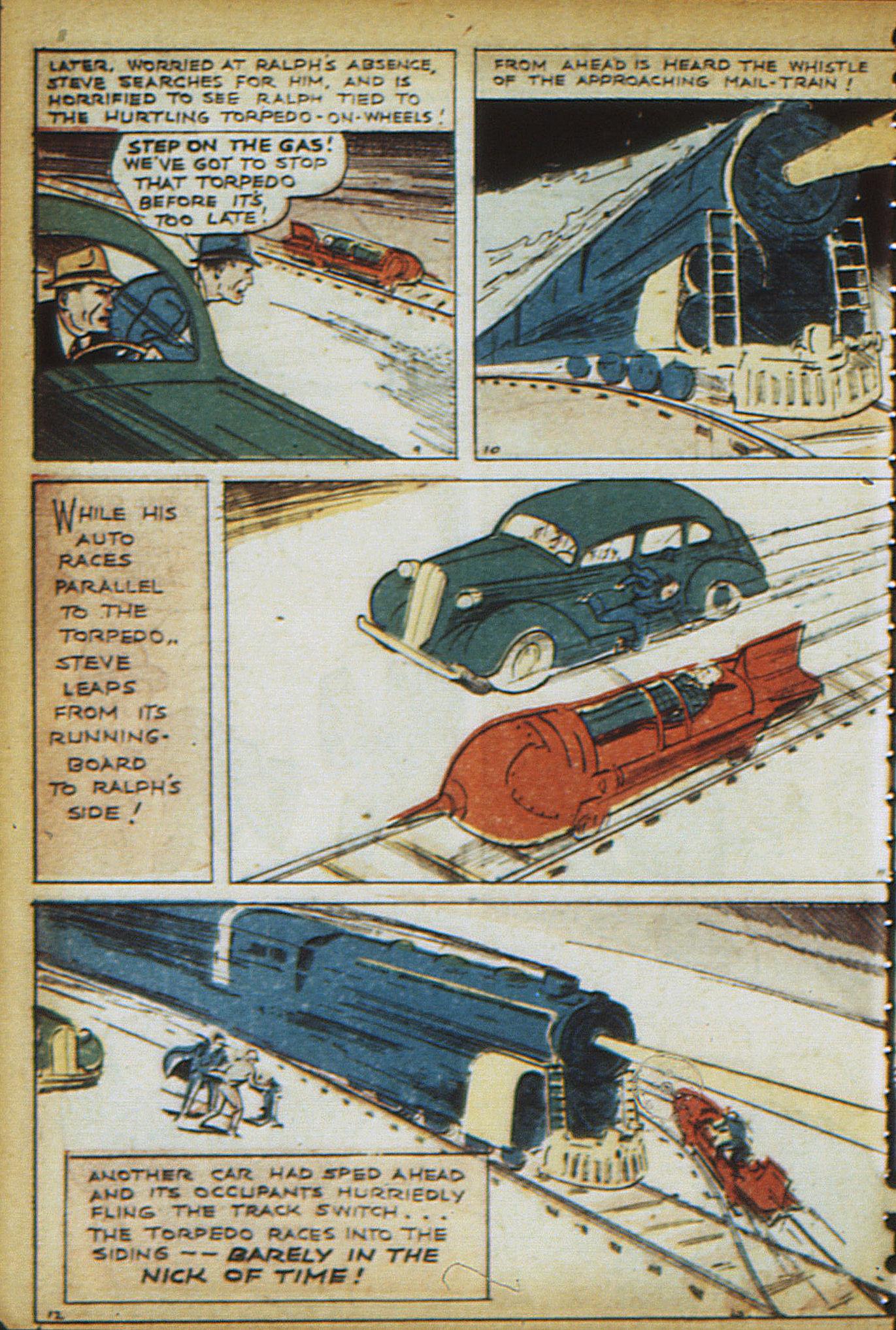 Read online Adventure Comics (1938) comic -  Issue #18 - 65