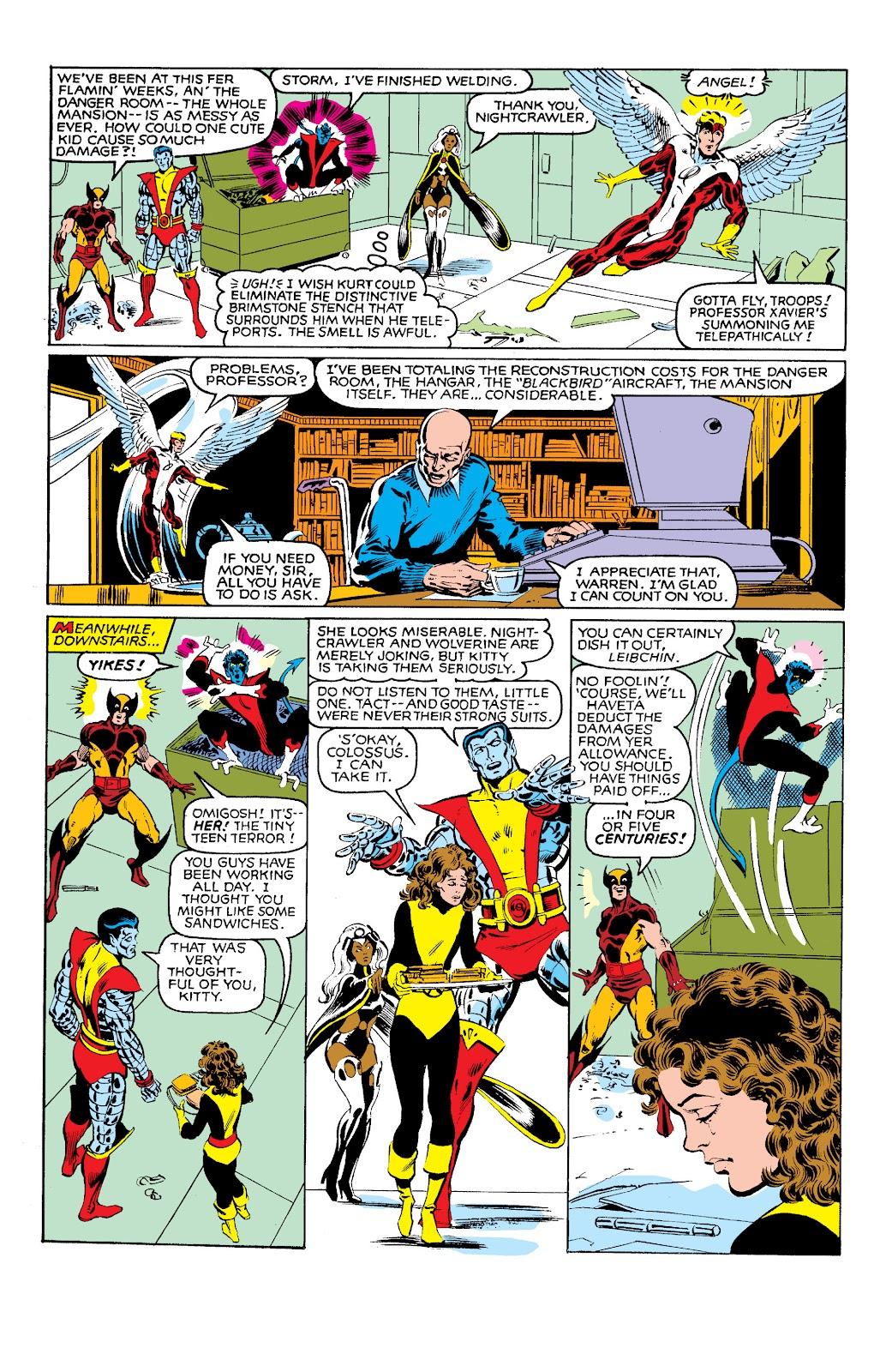 Uncanny X-Men (1963) issue 144 - Page 8