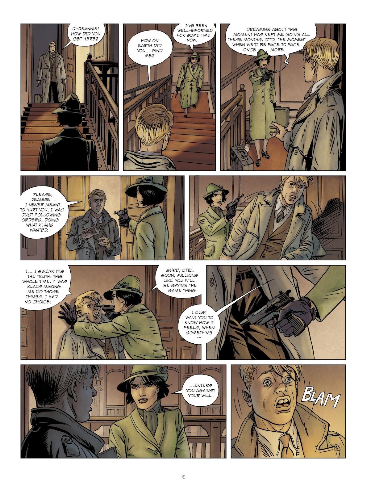 Read online Sherman comic -  Issue #6 - 15