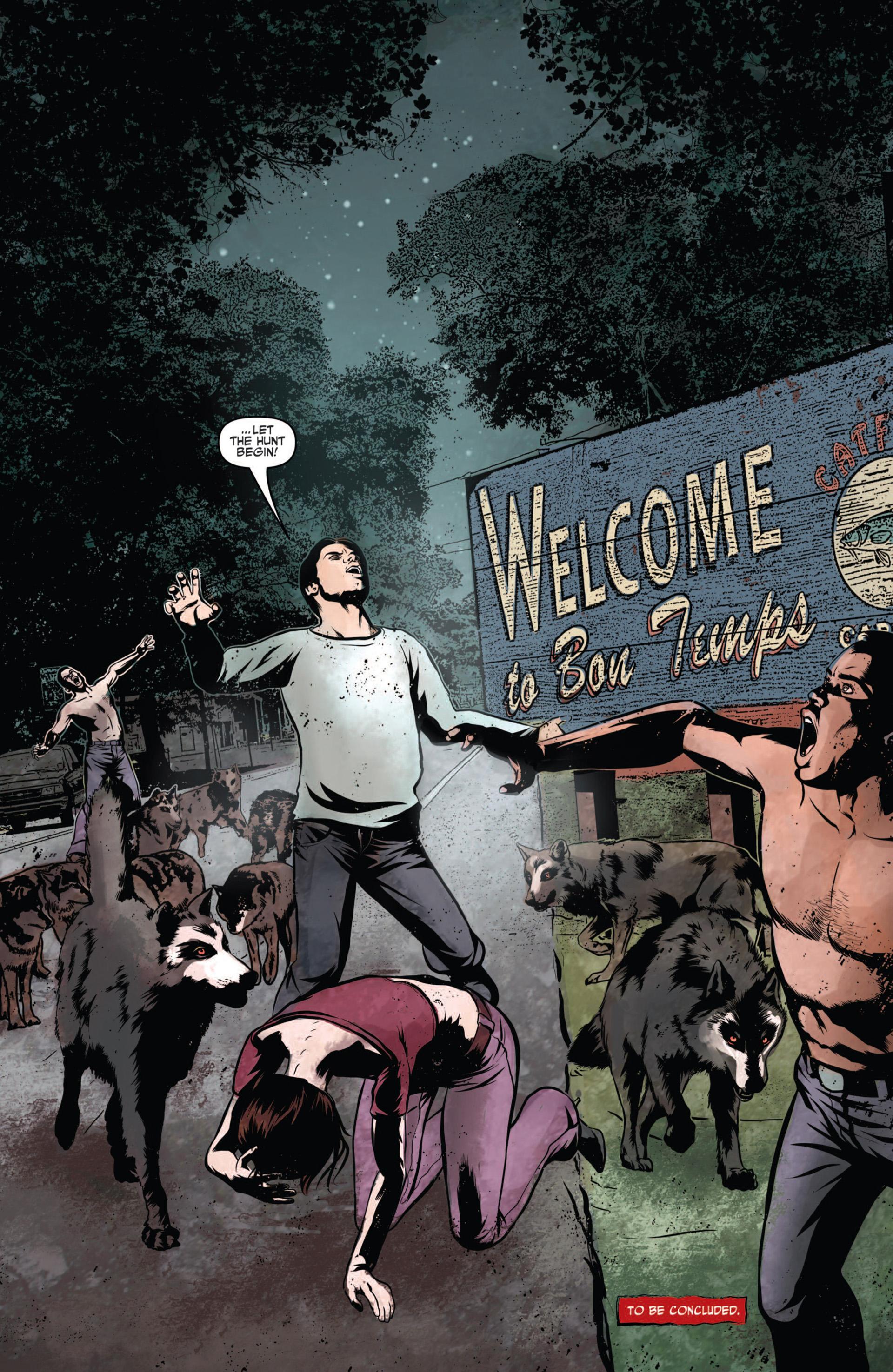 Read online True Blood (2012) comic -  Issue #8 - 24