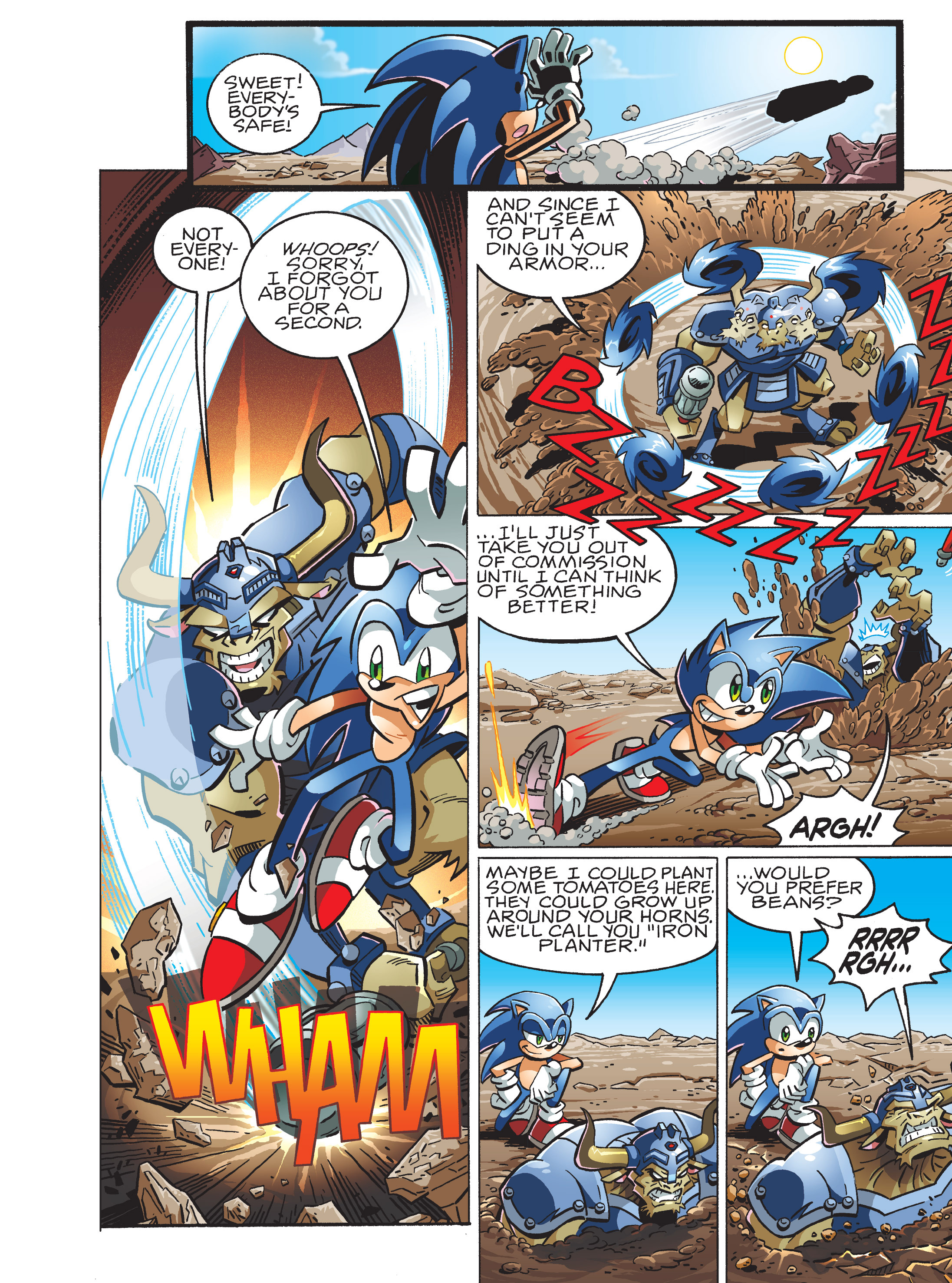 Read online Sonic Super Digest comic -  Issue #7 - 50