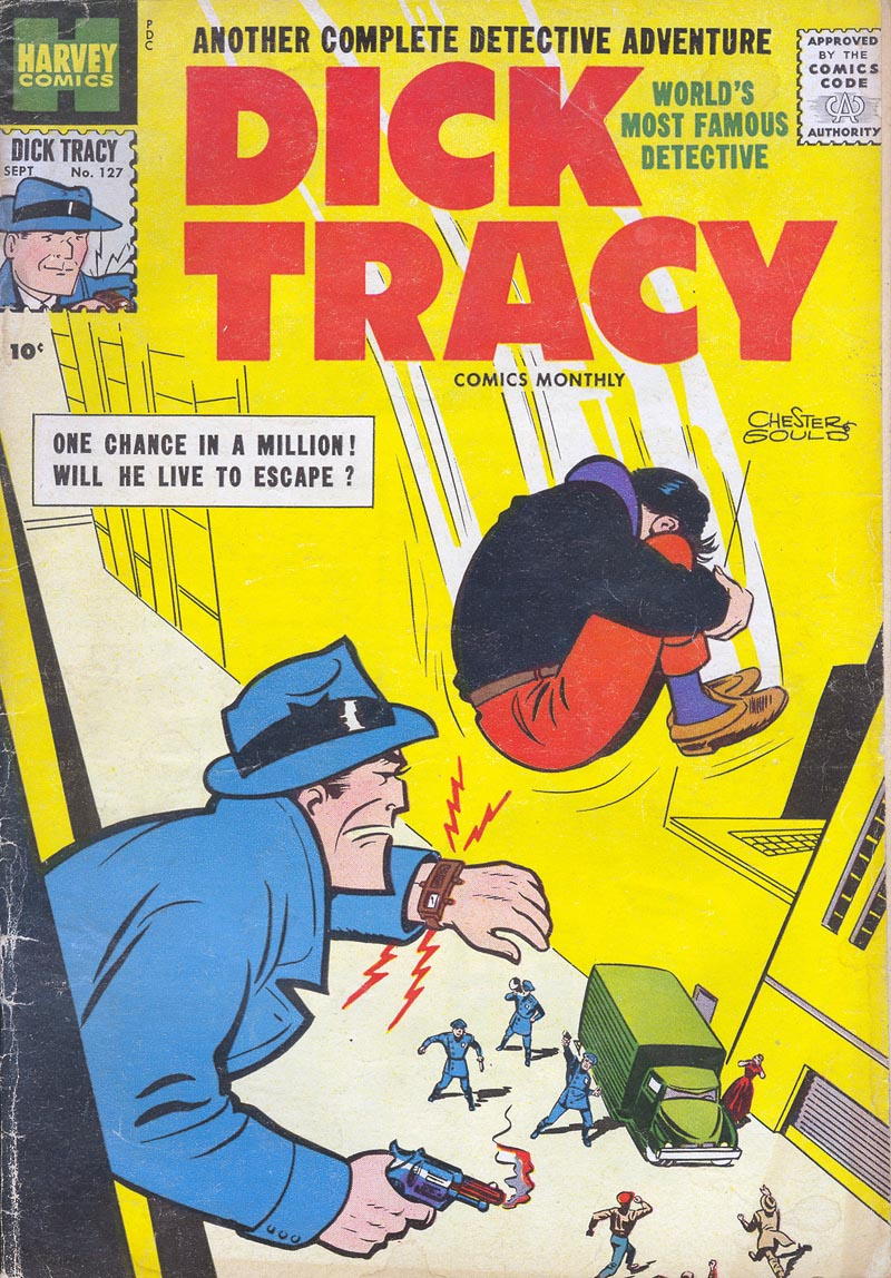 Dick Tracy (1950) 127 Page 1