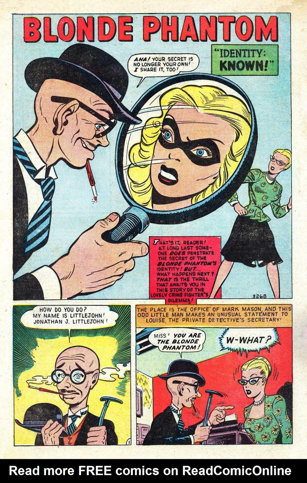 Read online Blackstone the Magician comic -  Issue #4 - 18