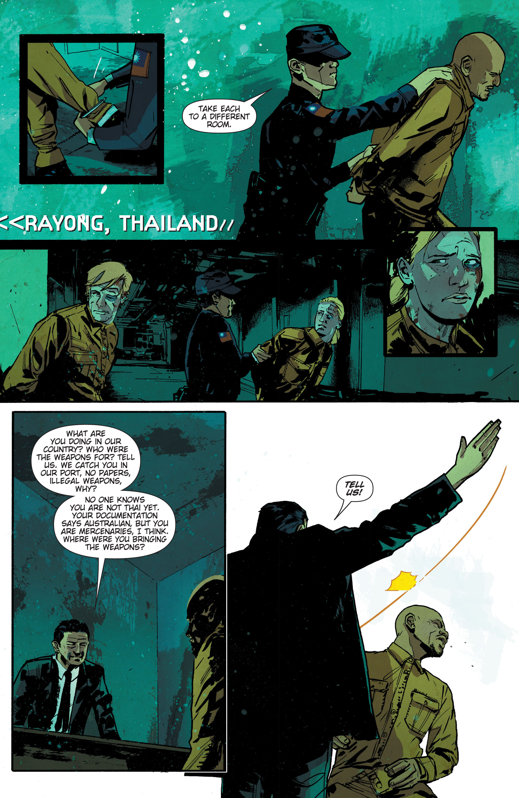 Read online The Activity comic -  Issue #5 - 5
