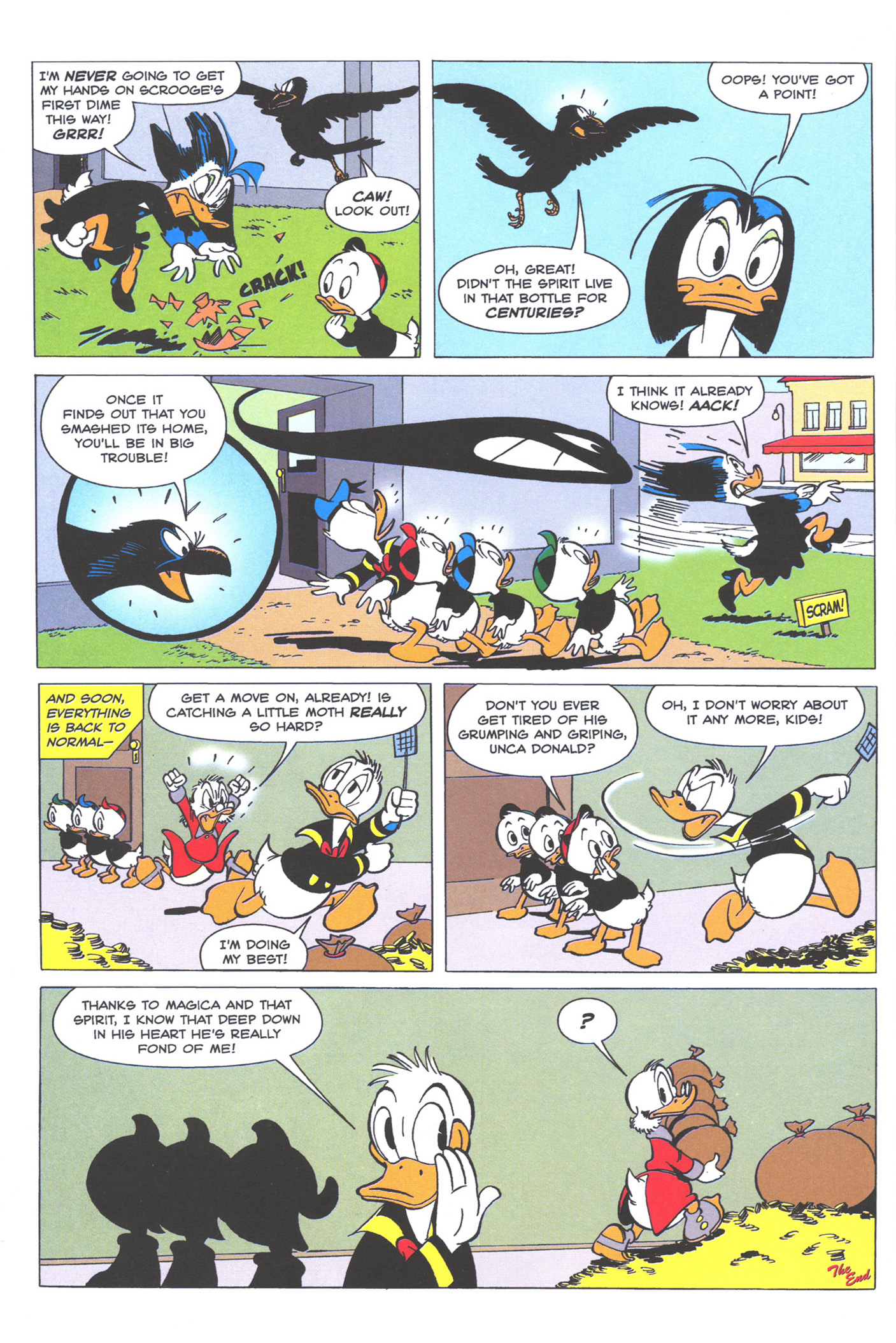 Read online Uncle Scrooge (1953) comic -  Issue #370 - 50