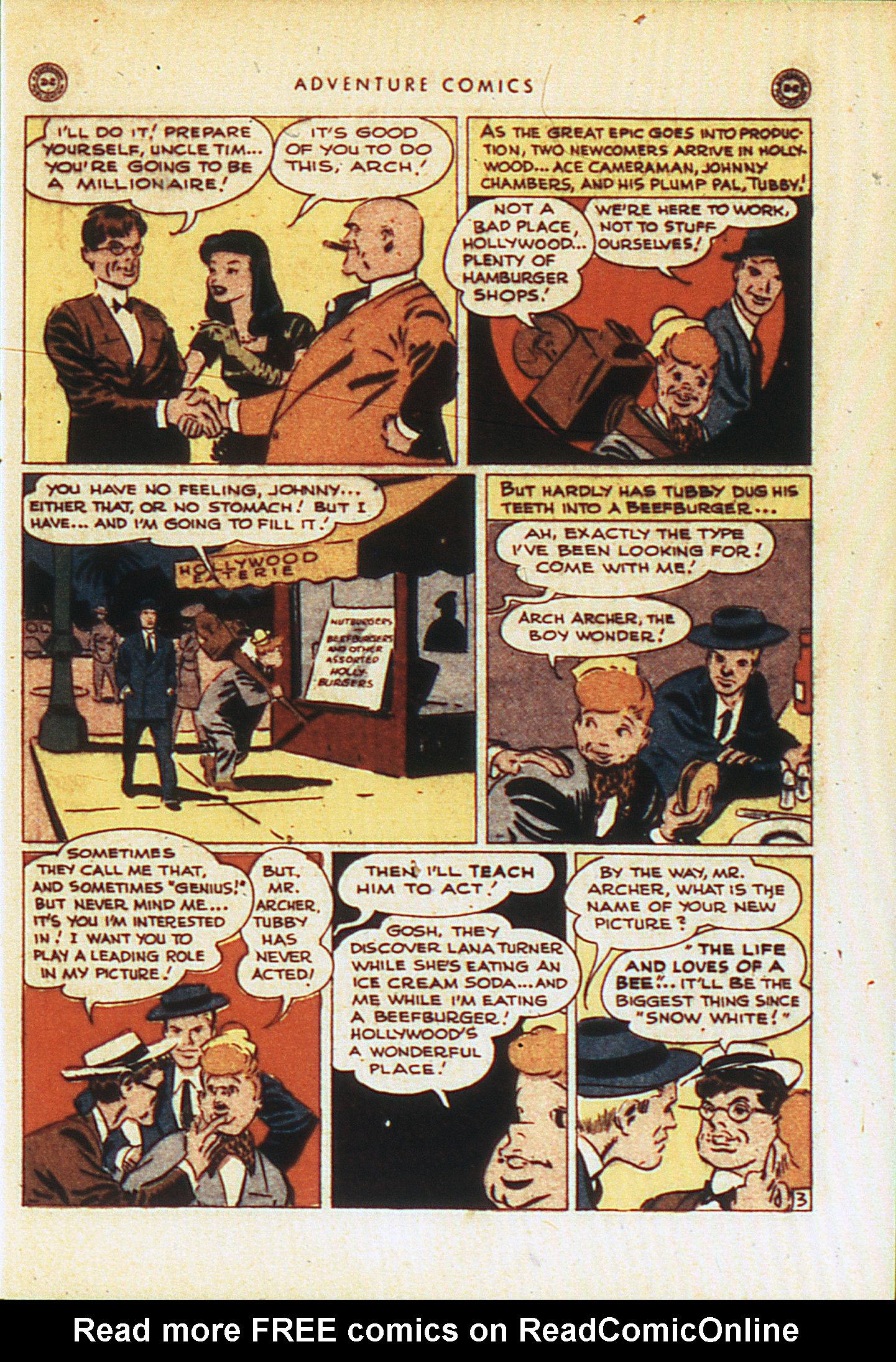 Read online Adventure Comics (1938) comic -  Issue #104 - 14