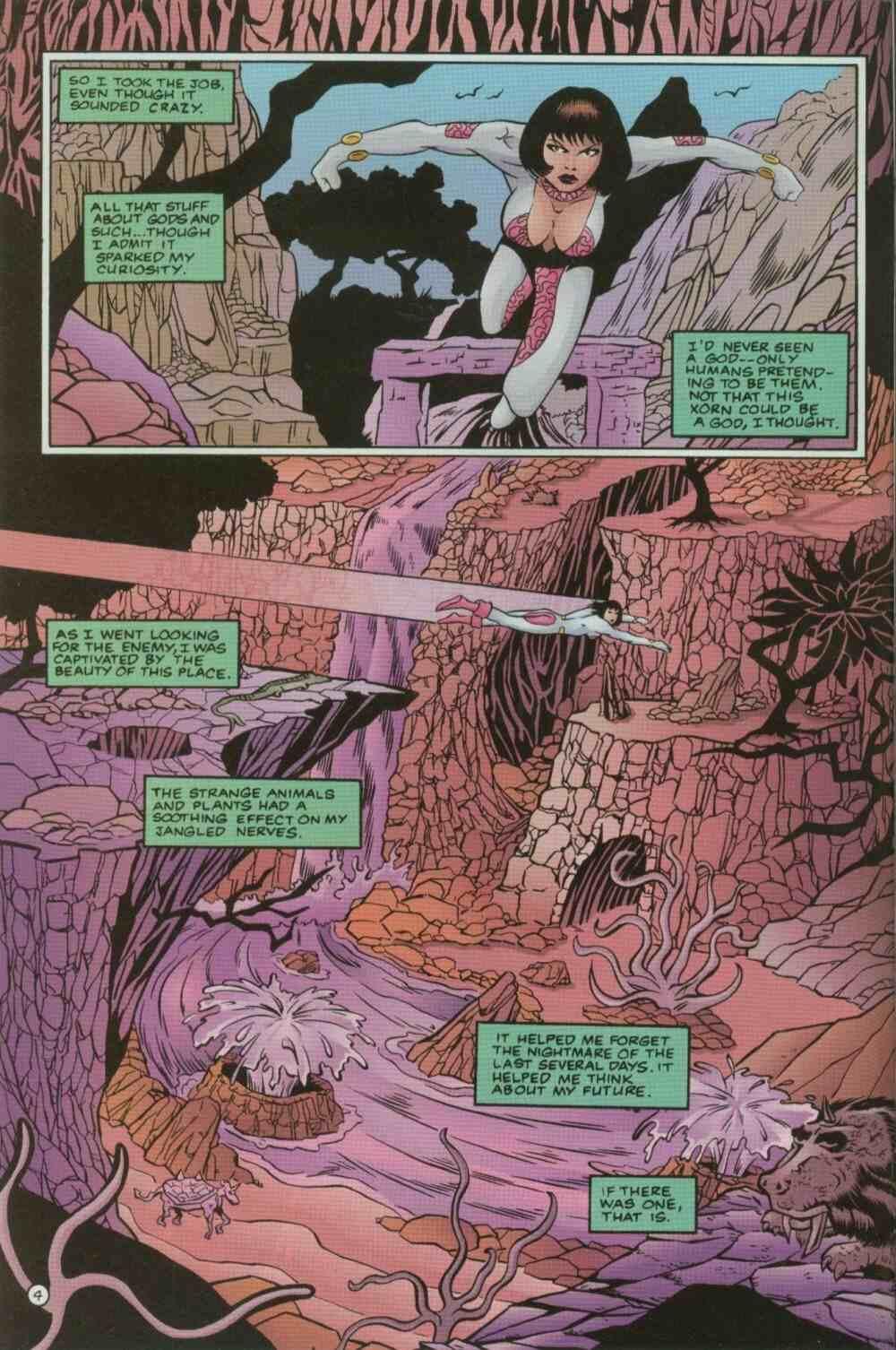 Read online Ultraverse Premiere comic -  Issue #7 - 16