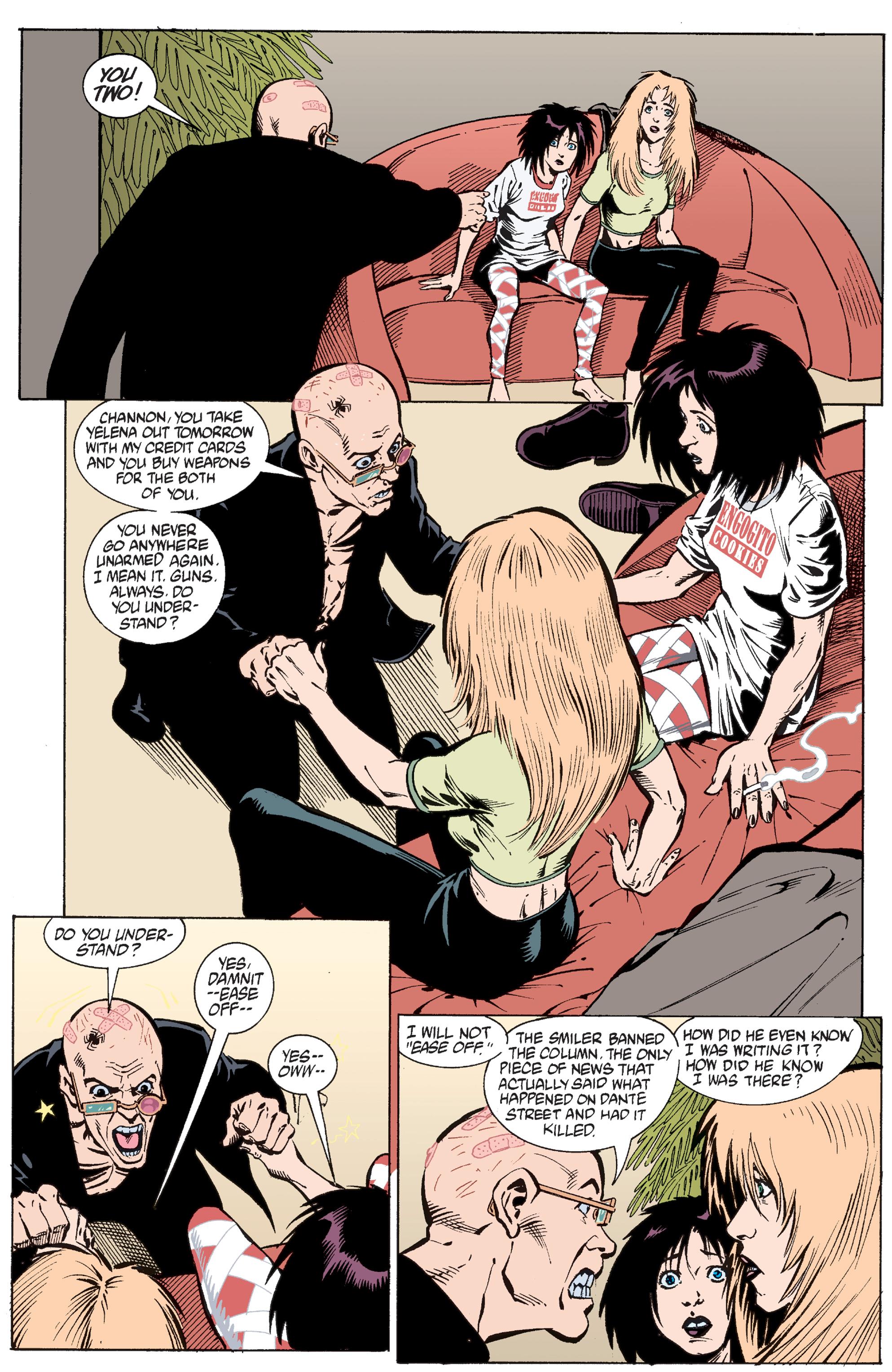 Read online Transmetropolitan comic -  Issue #30 - 21