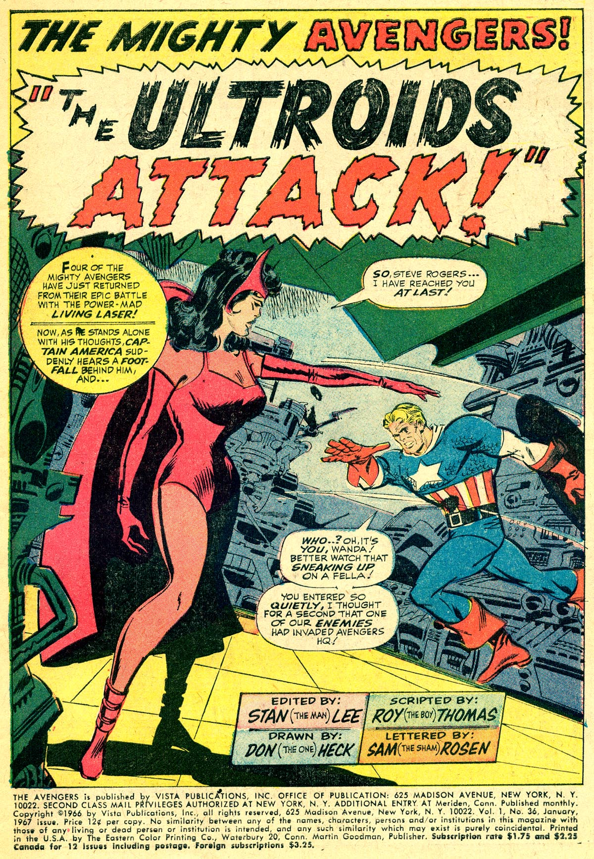 The Avengers (1963) 36 Page 2