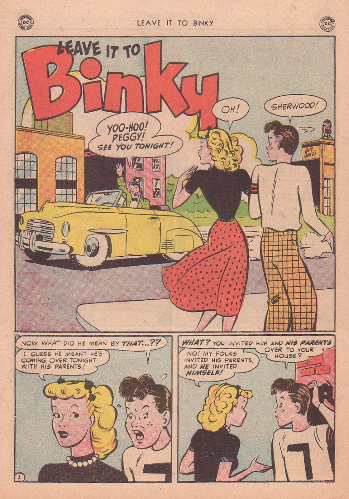 Leave it to Binky issue 11 - Page 42