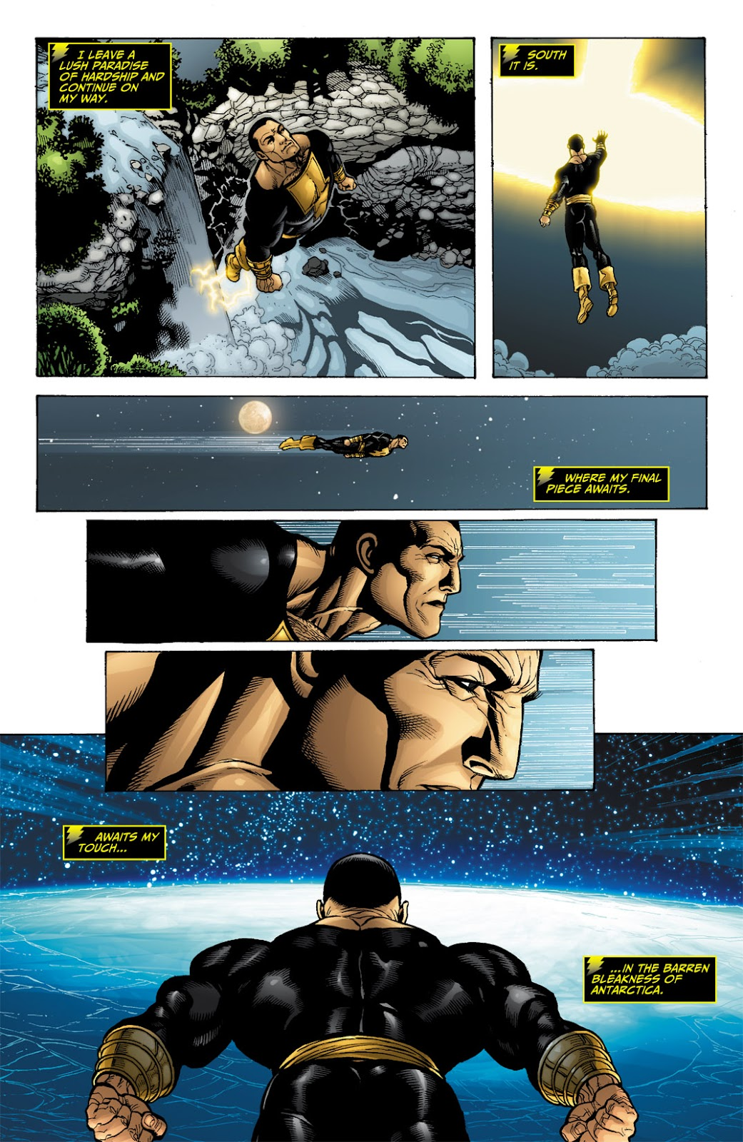 Black Adam: The Dark Age issue 5 - Page 22